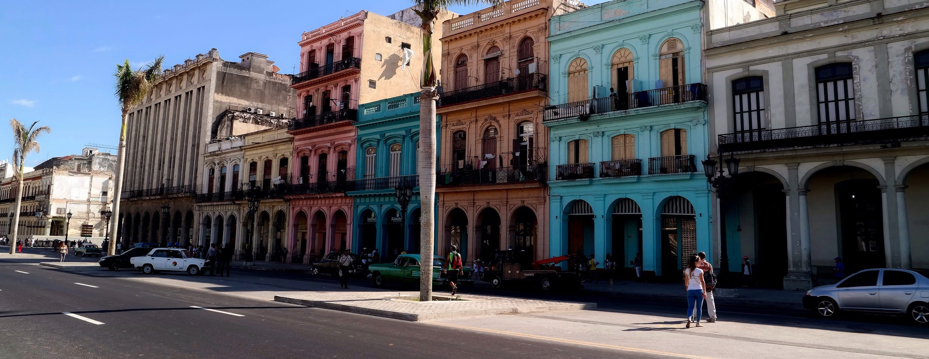 Vacation rentals in Vedado, Havana