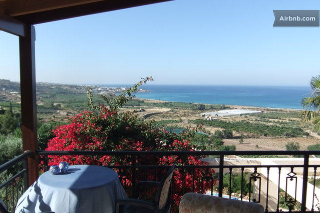 Studio Apartment w Stunning Views in Potima-