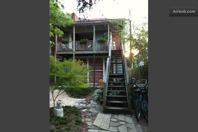 503 service unavailable airbnb for Carriage house garden apartments