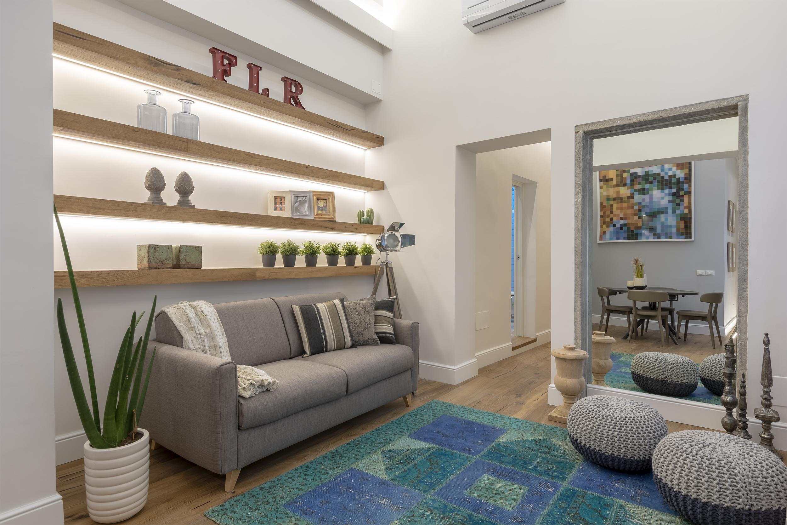 Luci Led Per Cromoterapia mamo florence - san pancrazio apartment - apartments for