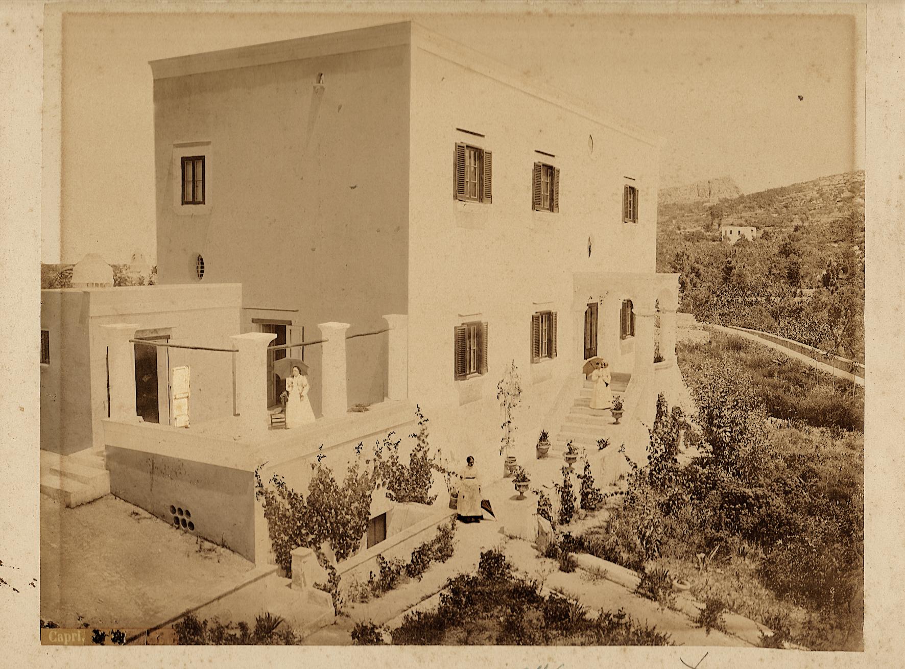 Villa Croce - Appartamenti in affitto a Capri, Campania, Italia