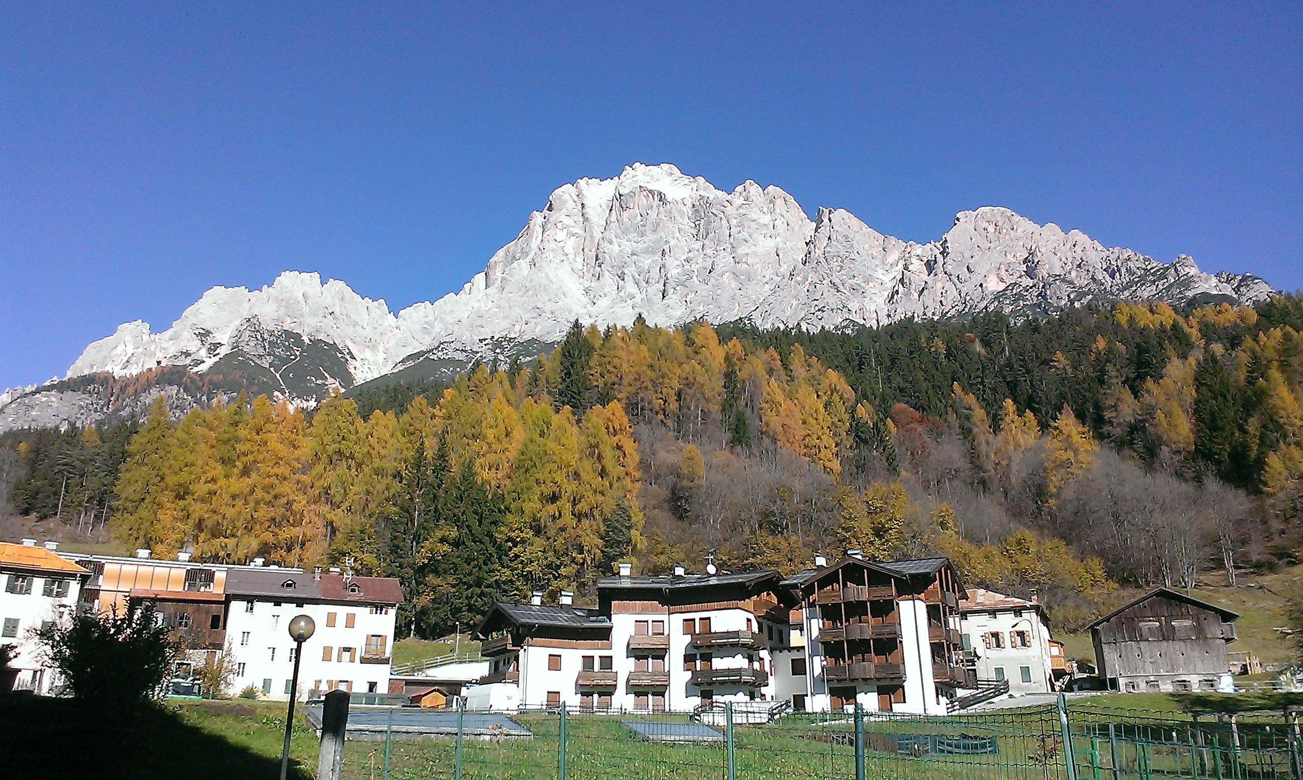 Camera nelle Dolomiti Vodo di Cadore - Appartamenti in ...
