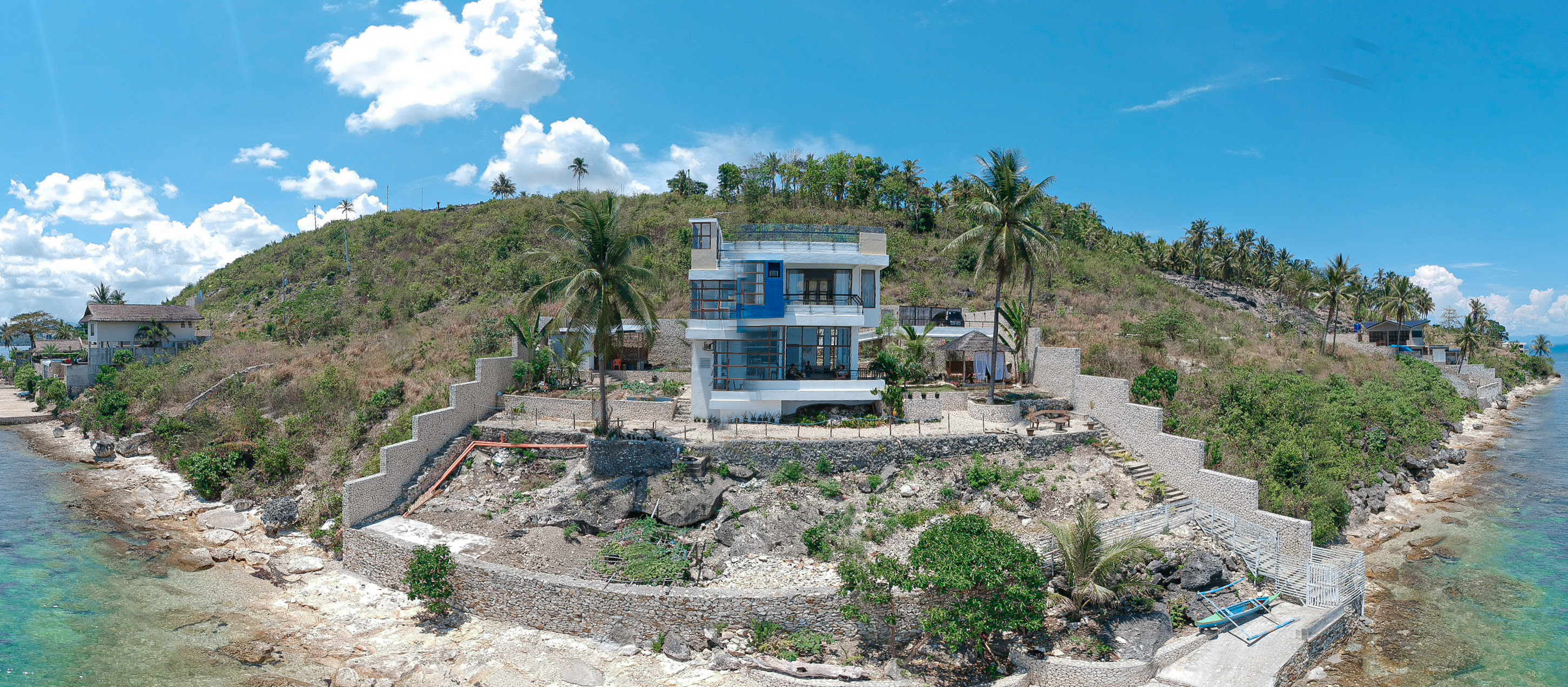 The Glass House   Beachfront Vacation Home - Houses for Rent in Dumanjug,  Central Visayas, Philippines