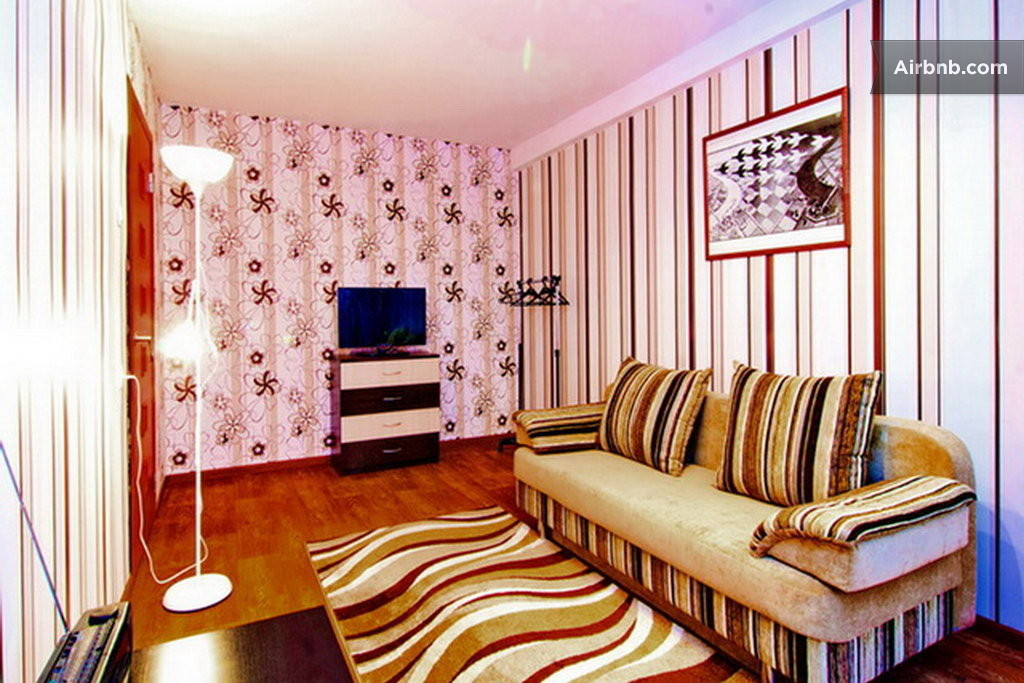 Уютная однокомнатная квартира фото