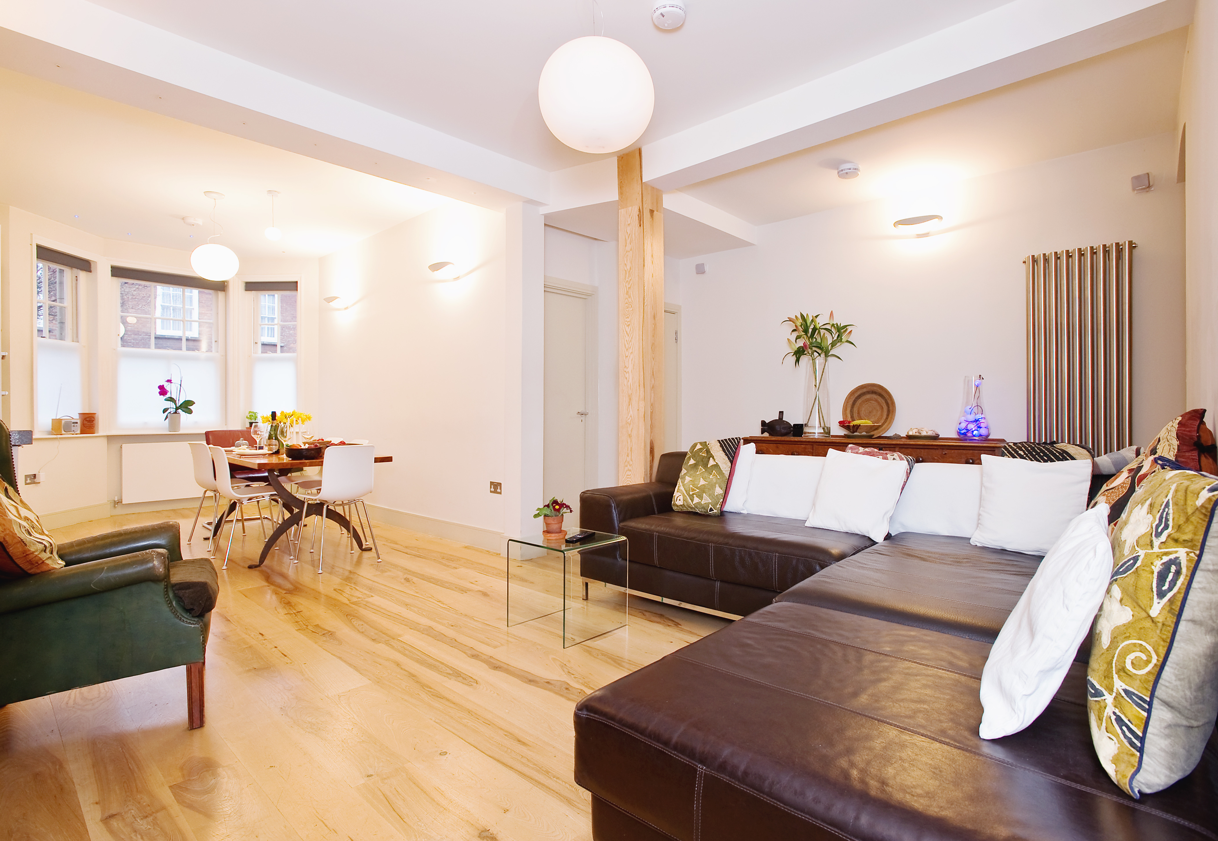 Central London 2 Bedroom 2 Bathroom Garden Flat Apartments For Rent In London United Kingdom