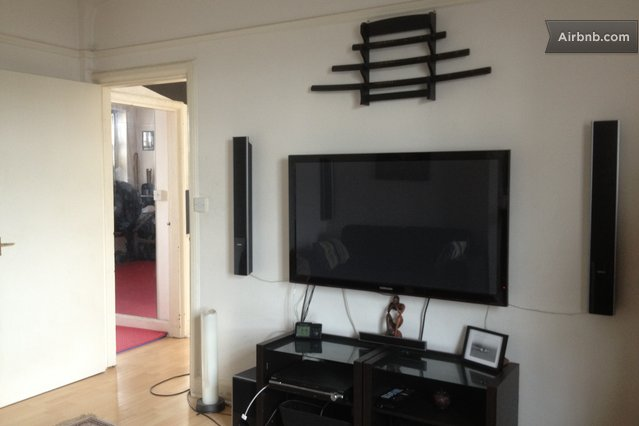 503 service unavailable airbnb for Living room with 65 inch tv