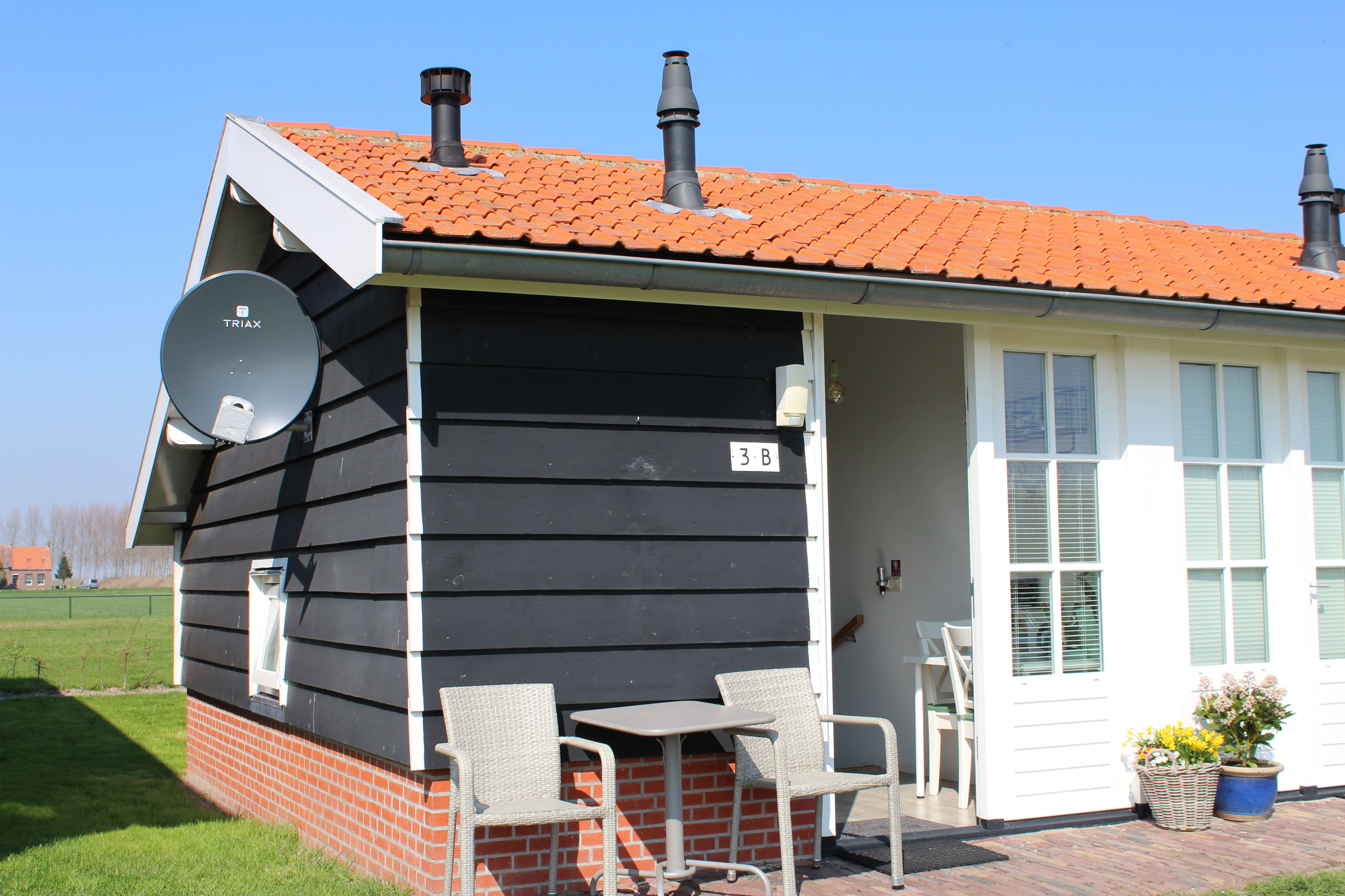 Stay at a tiny house near the windmill! - Kleine Häuser zur Miete