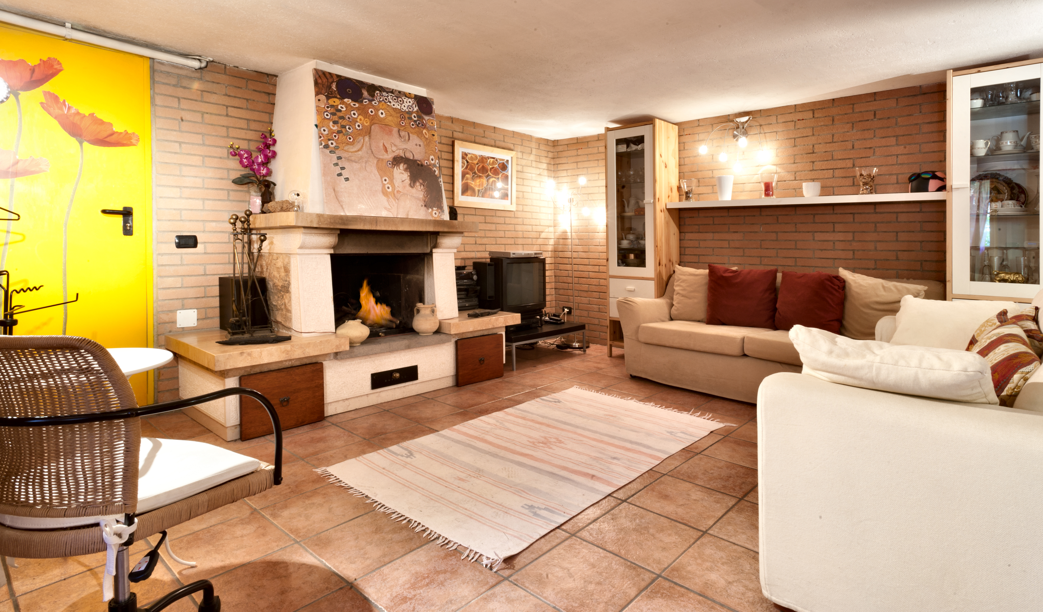 A Modo Mio Melzo cozy ground floor in countryhouse - lofts for rent in