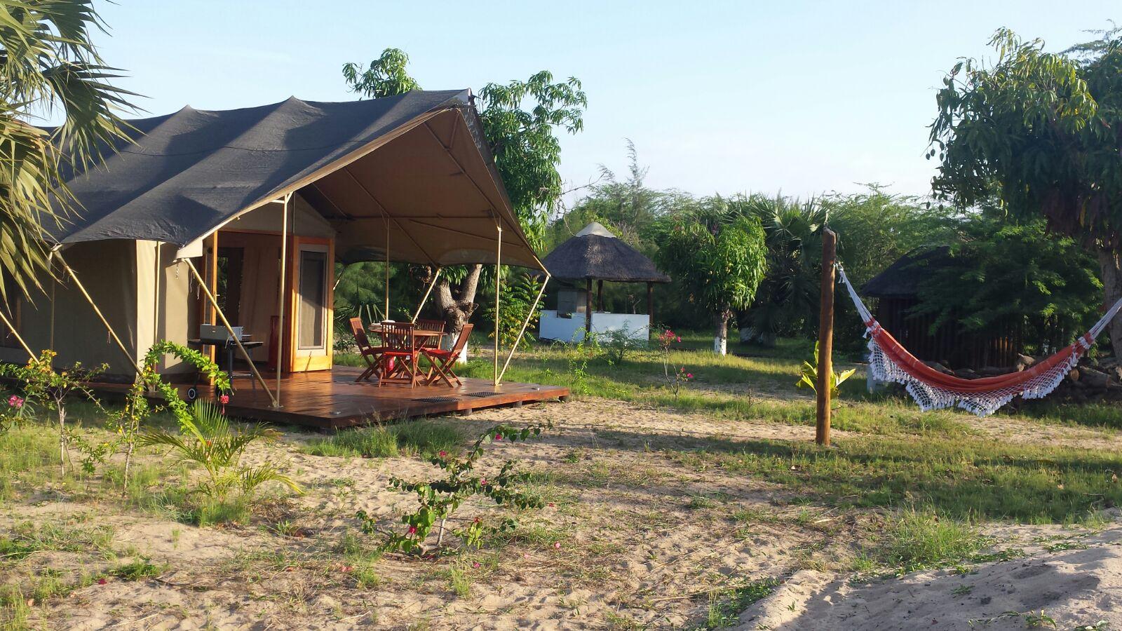 Mussulo Luxurious Safari Tent n°2 Tenten te Huur in Luanda