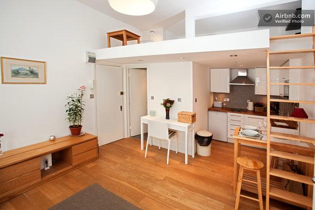 flat london studio flat