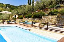 Villa con 5 Camere da Letto a Loro Ciuffenna