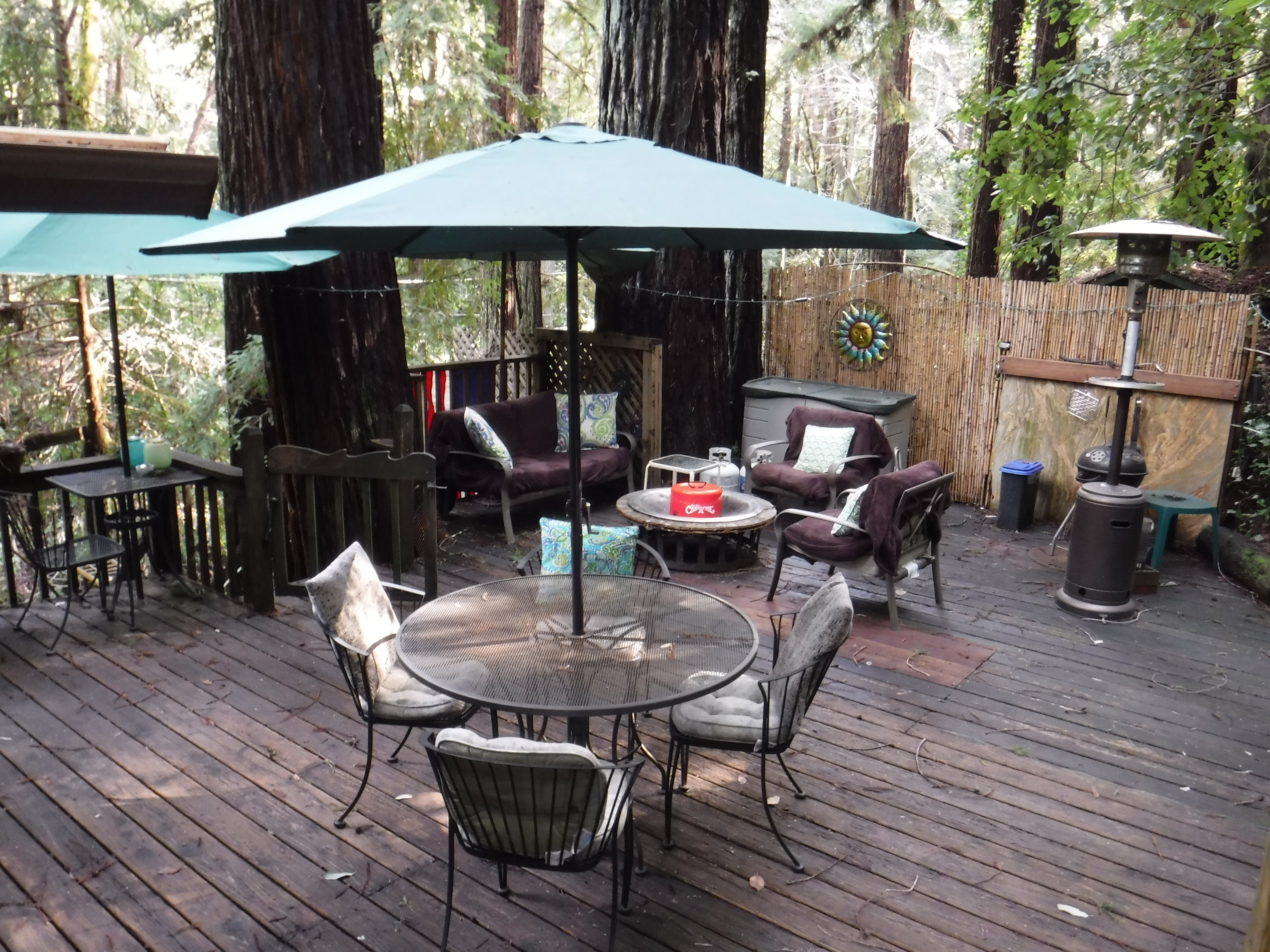 Tranquility Base Redwood Mountain Tree House   Cabins for Rent in ...