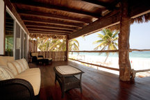 Beautiful Tulum BEACH FRONT HOUSE