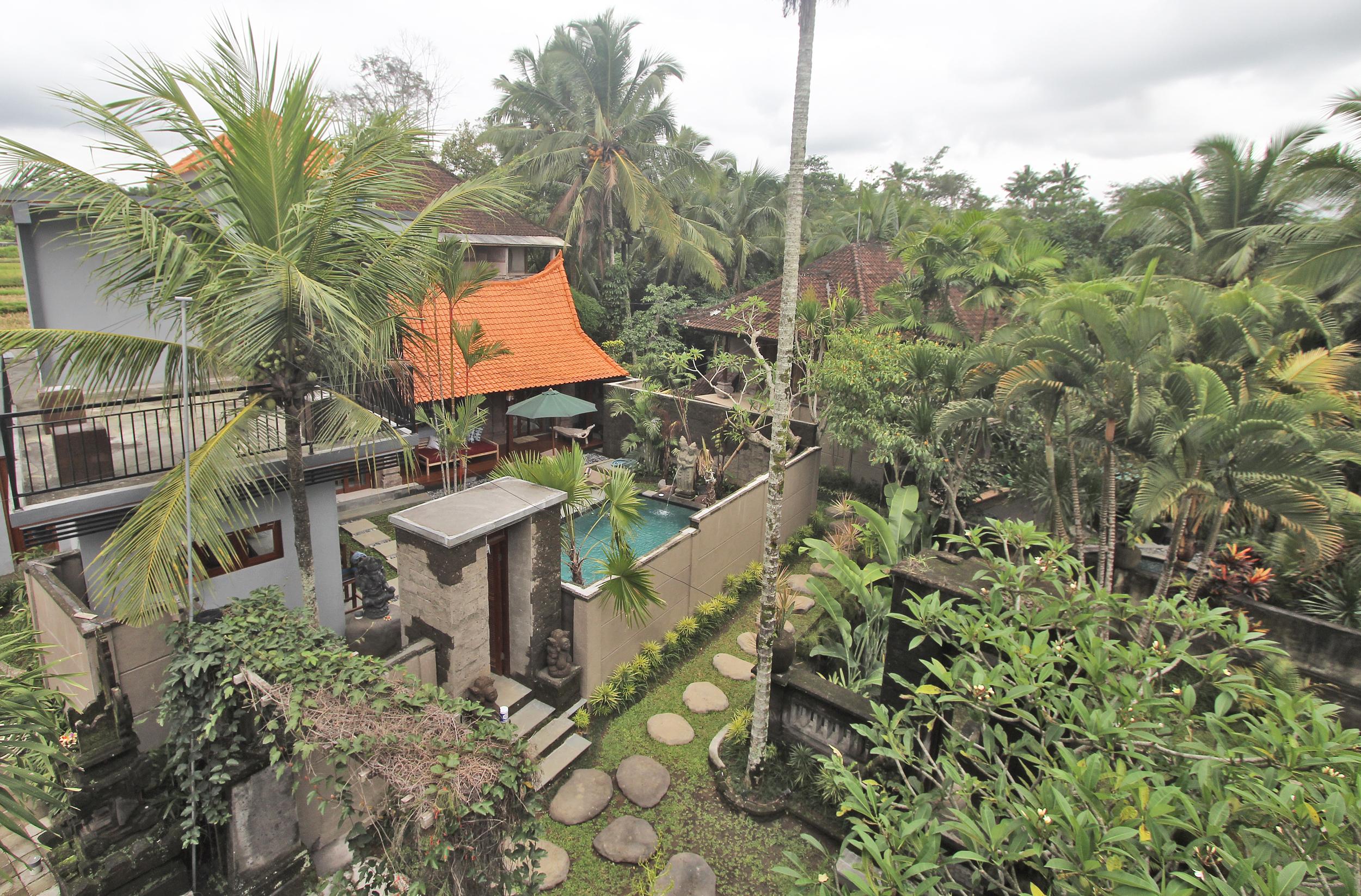 Cozy 2bedroom Villa With Private Pool Villa Orchid Villas For Rent In Ubud Bali Indonesia