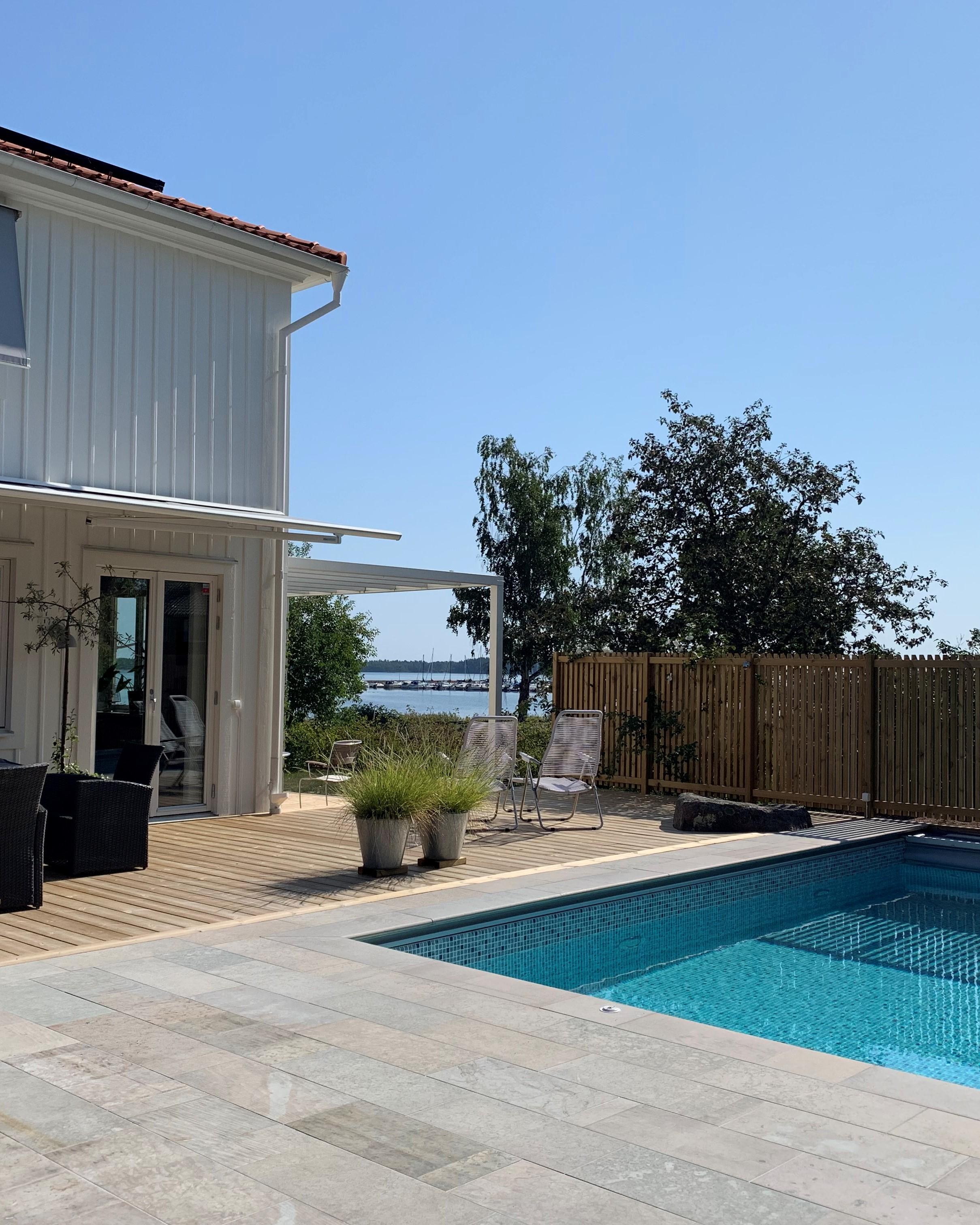 Stort hus med pool i bsta sjlget - Timmernabben - Airbnb