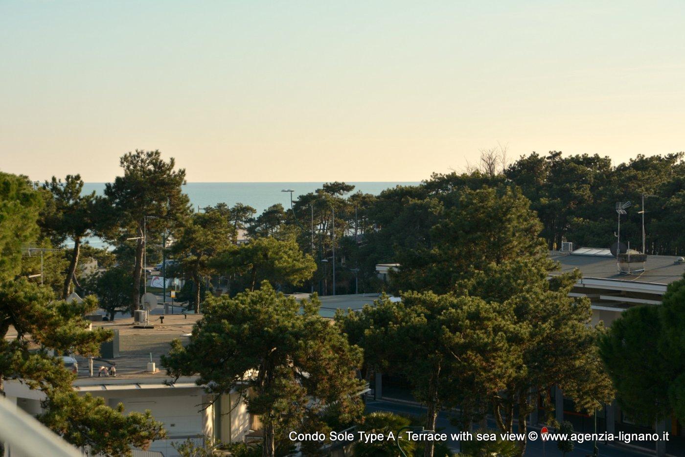 Lignano Pineta With Sea View Apartments For Rent In Lignano Sabbiadoro Friuli Venezia Giulia Italy