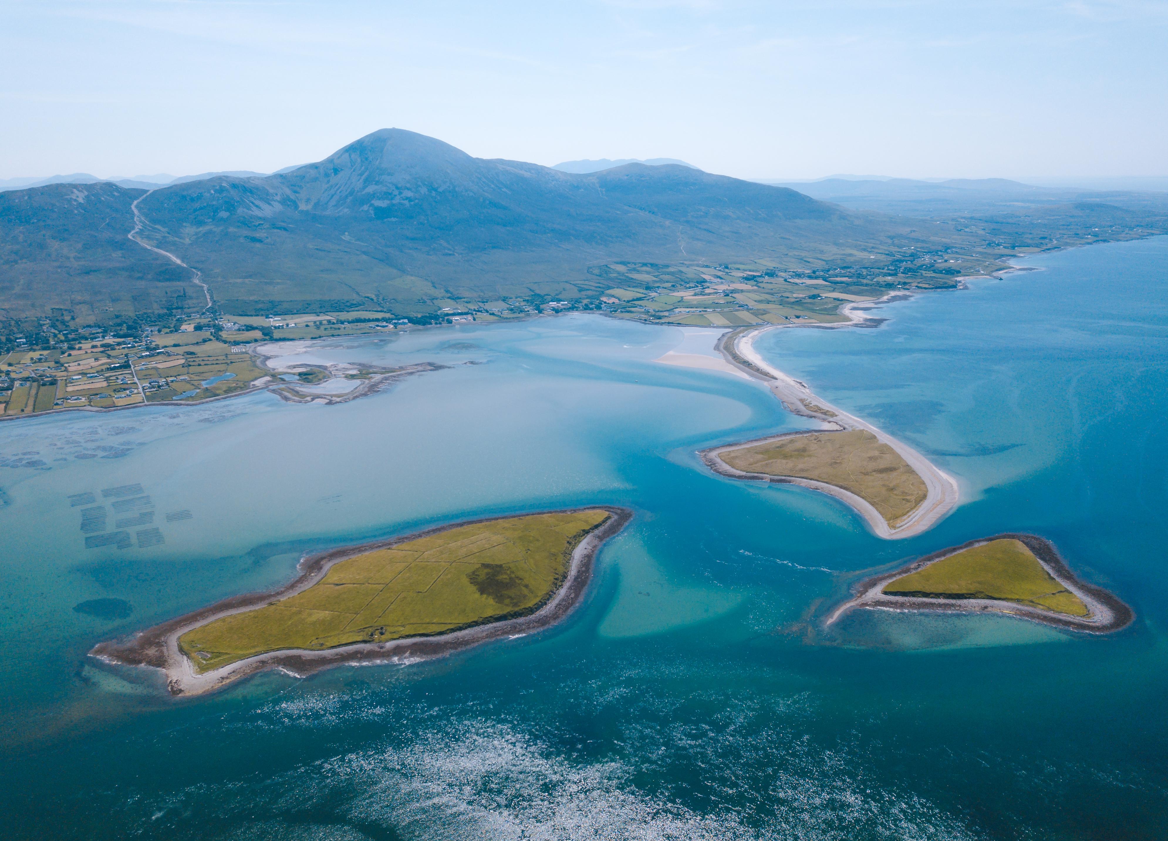 Collanmore Island Lodge | Westport | Kayaking