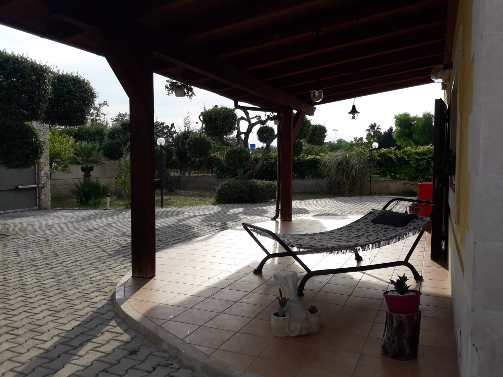 La Veranda Di Campagna il regno dell'abiba - villas for rent in bisceglie, puglia