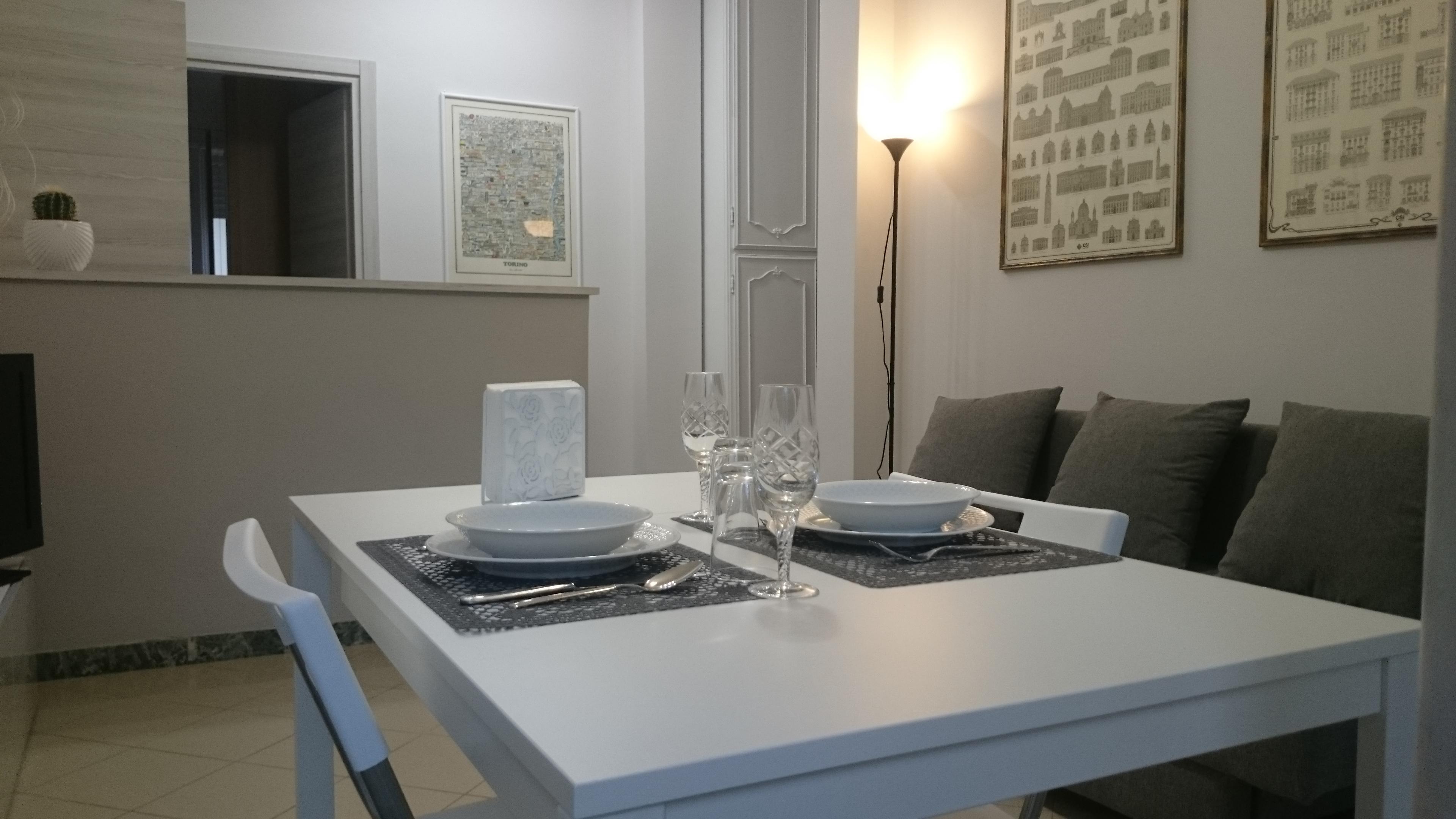 Divano Letto 2 Posti Torino.River House Torino Apartments For Rent In Torino Piemonte Italy