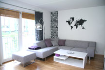 "Spacious in central Oslo ""Ingville"""