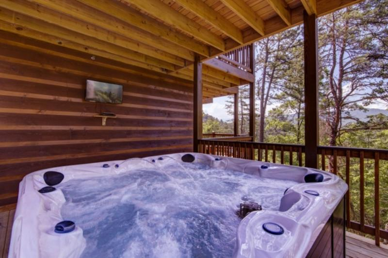Mountain View Lodge 9 Bedrooms 9 Baths Sleeps 42 Cabins For Rent In Pigeon Forge Tennessee United States
