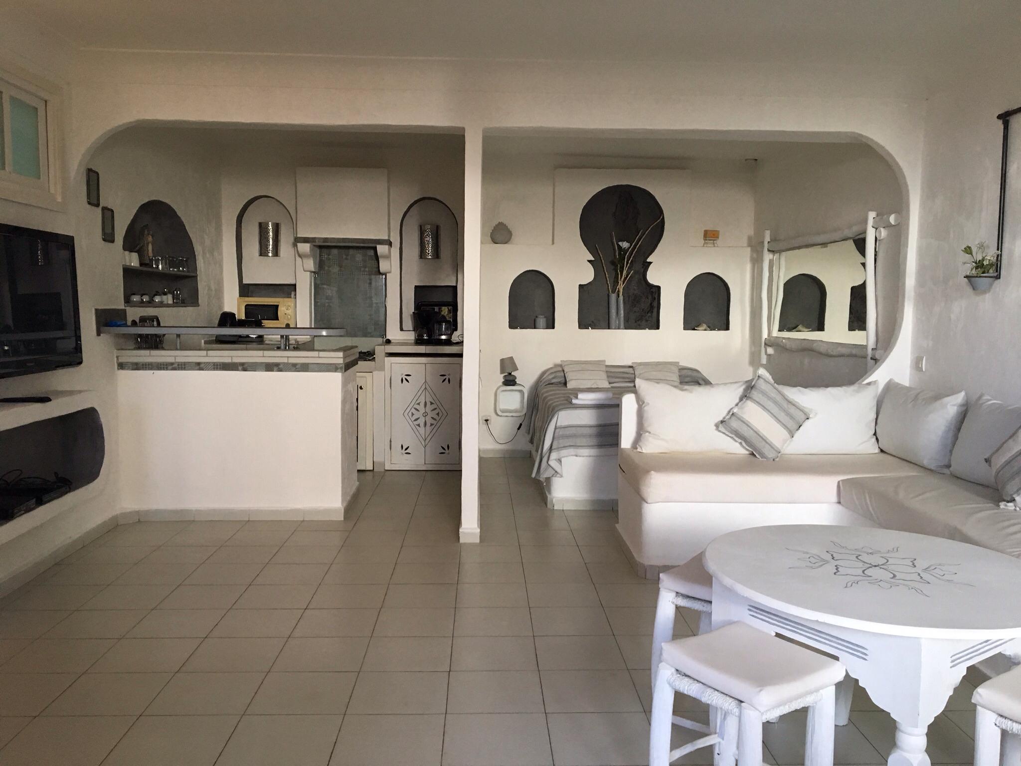 Dar Du Miel Le Studio Apartments For Rent In El Oualidia Morocco