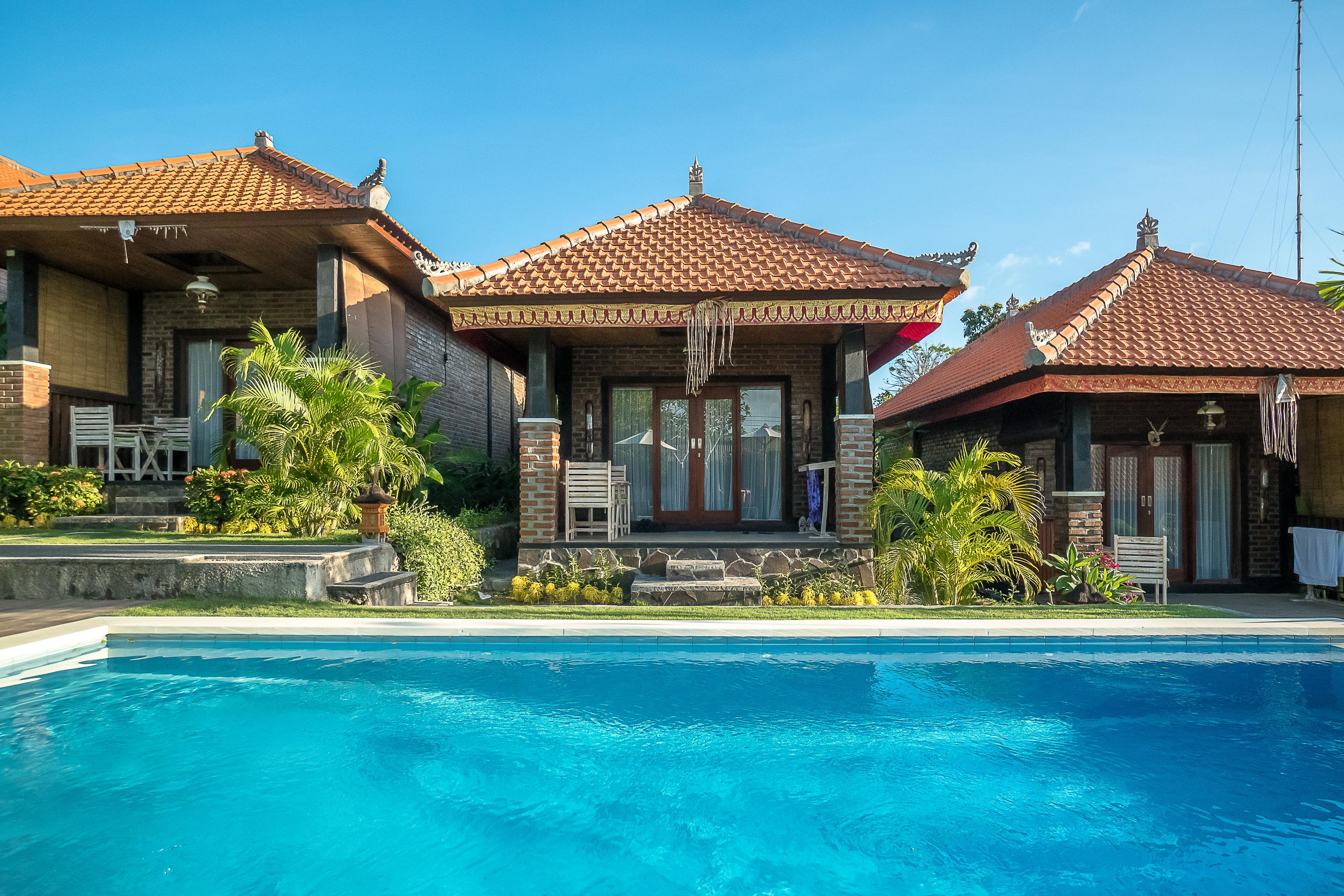 Hillside Cabins At Uluwatu Temple By Bukit Vista Serviced Apartments For Rent In Uluwatu Bali Indonesia