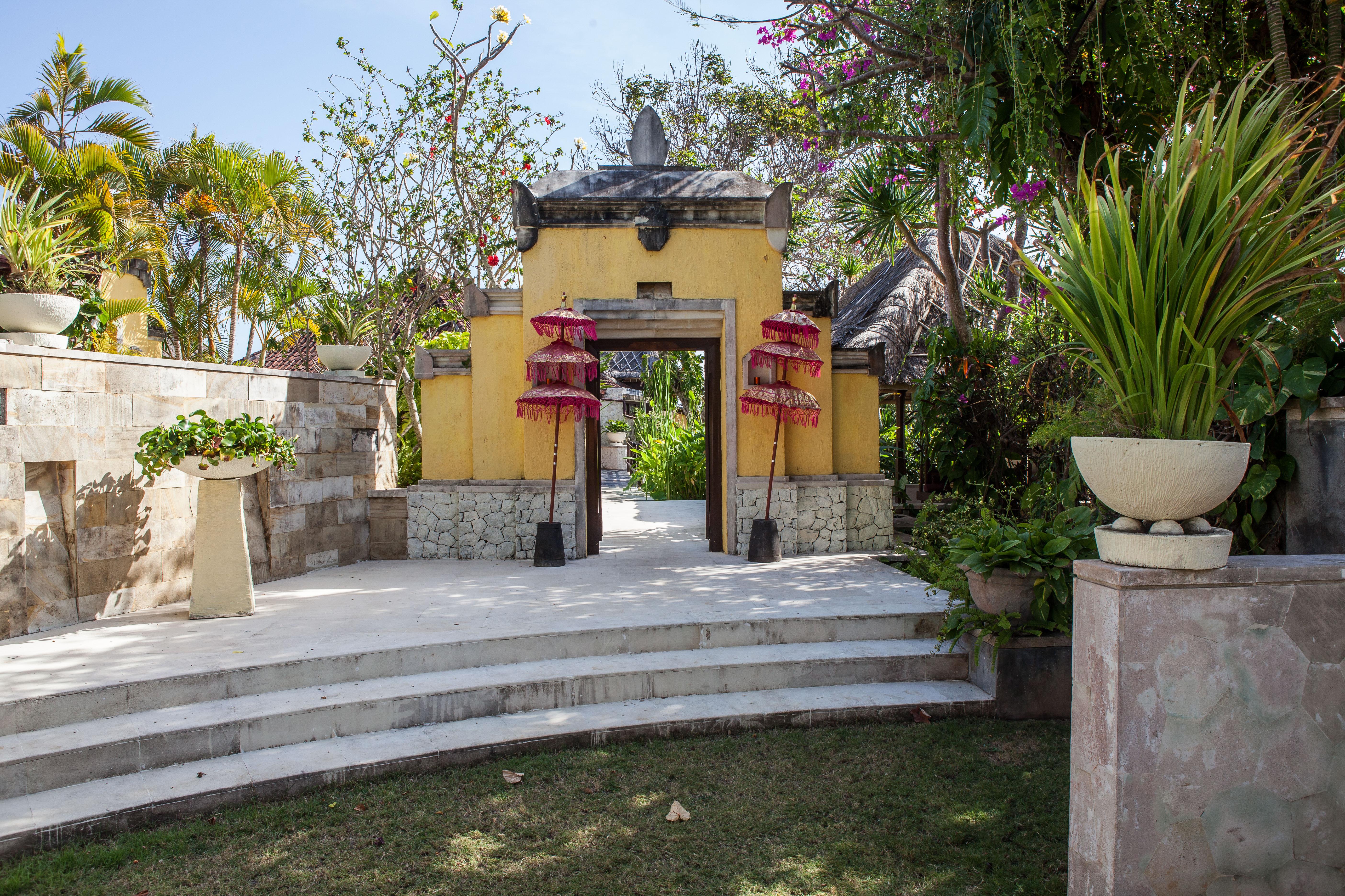 Villa Bidadari Nusa Dua Bali Boutique Hotels For Rent In Nusa Dua Bali Indonesia Indonesia