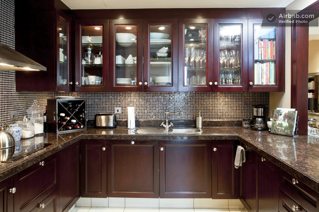 Countertop Dishwasher Dubai : ... kitchen includes beautiful marble countertops and top range appliances
