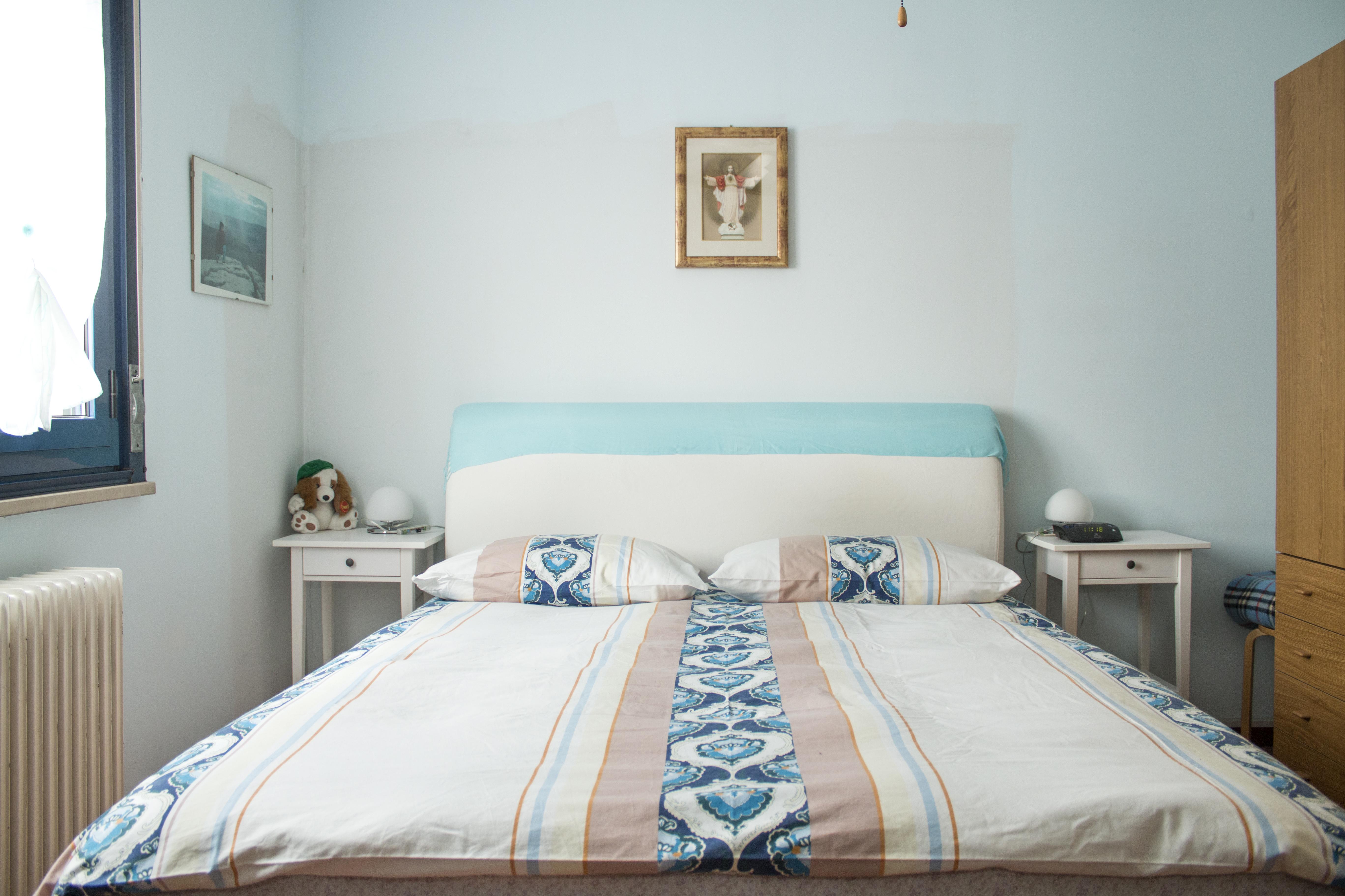 Pulire Materasso Memory Foam camera matrimoniale molto luminosa - apartments for rent in