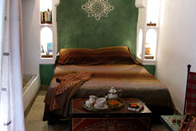 Riad Maizie Olive Courtyard Room