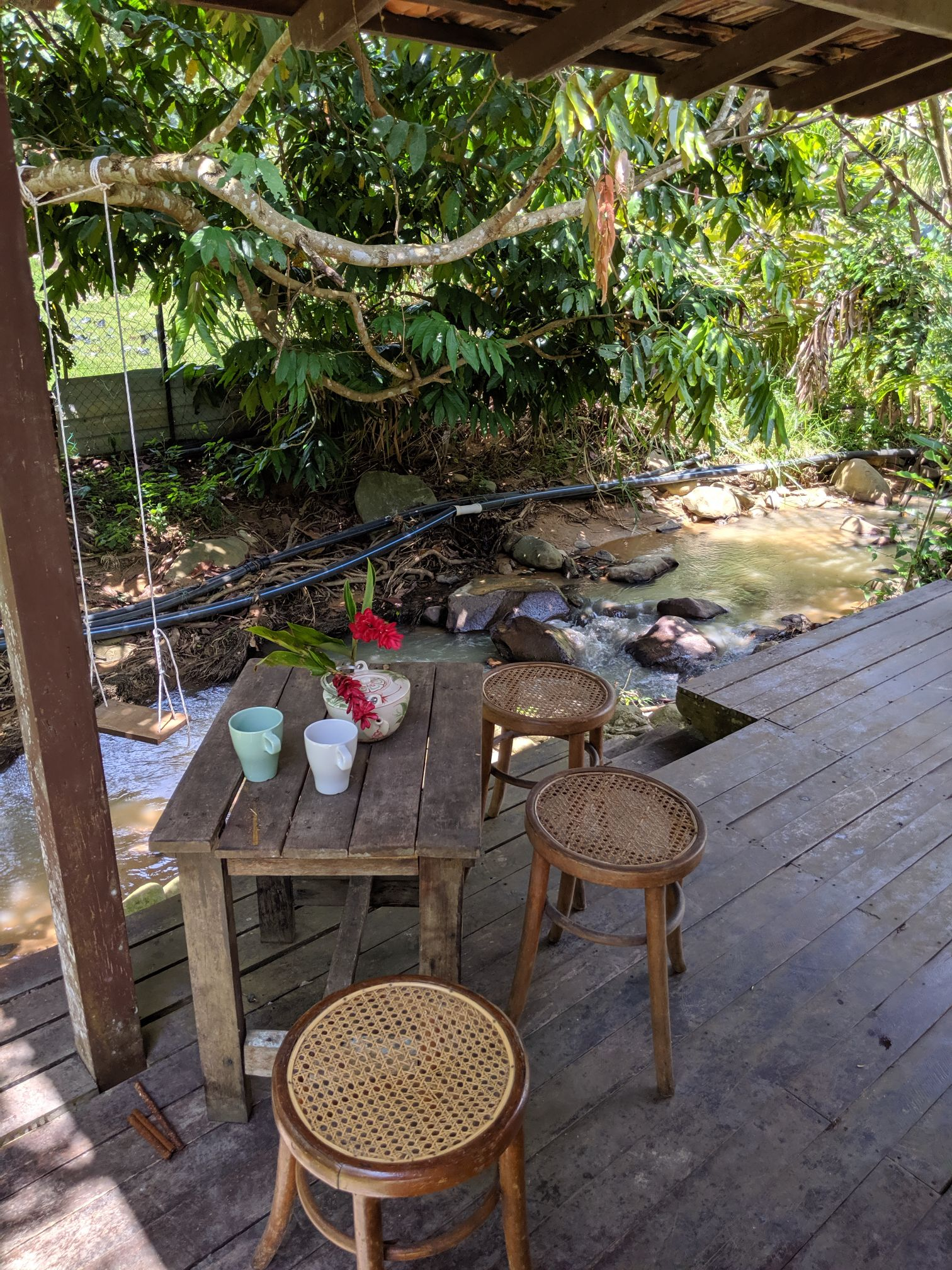 Janda Baik River Side Private Cottage Villas For Rent In Bentong Pahang Malaysia