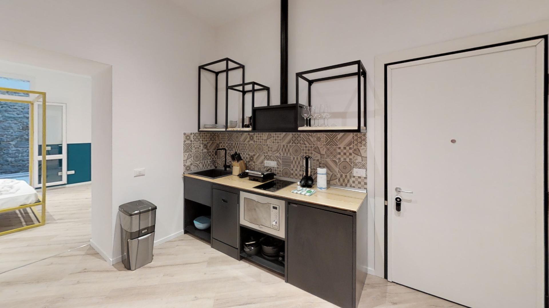 Mobili Su Misura Trieste ♡triestevillas cereria double apartment - old town