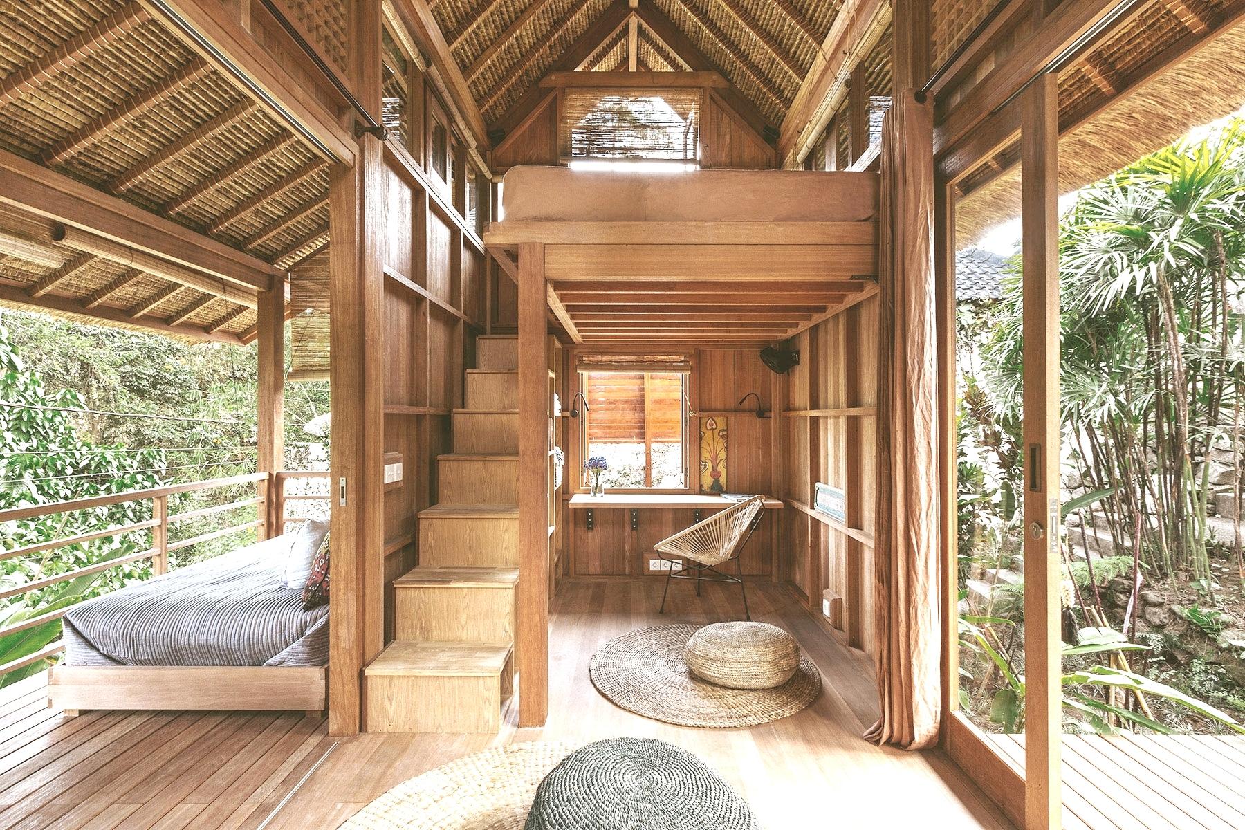 Tiny Tall Haus Ubud Getaway! - Tiny houses for Rent in Kecamatan