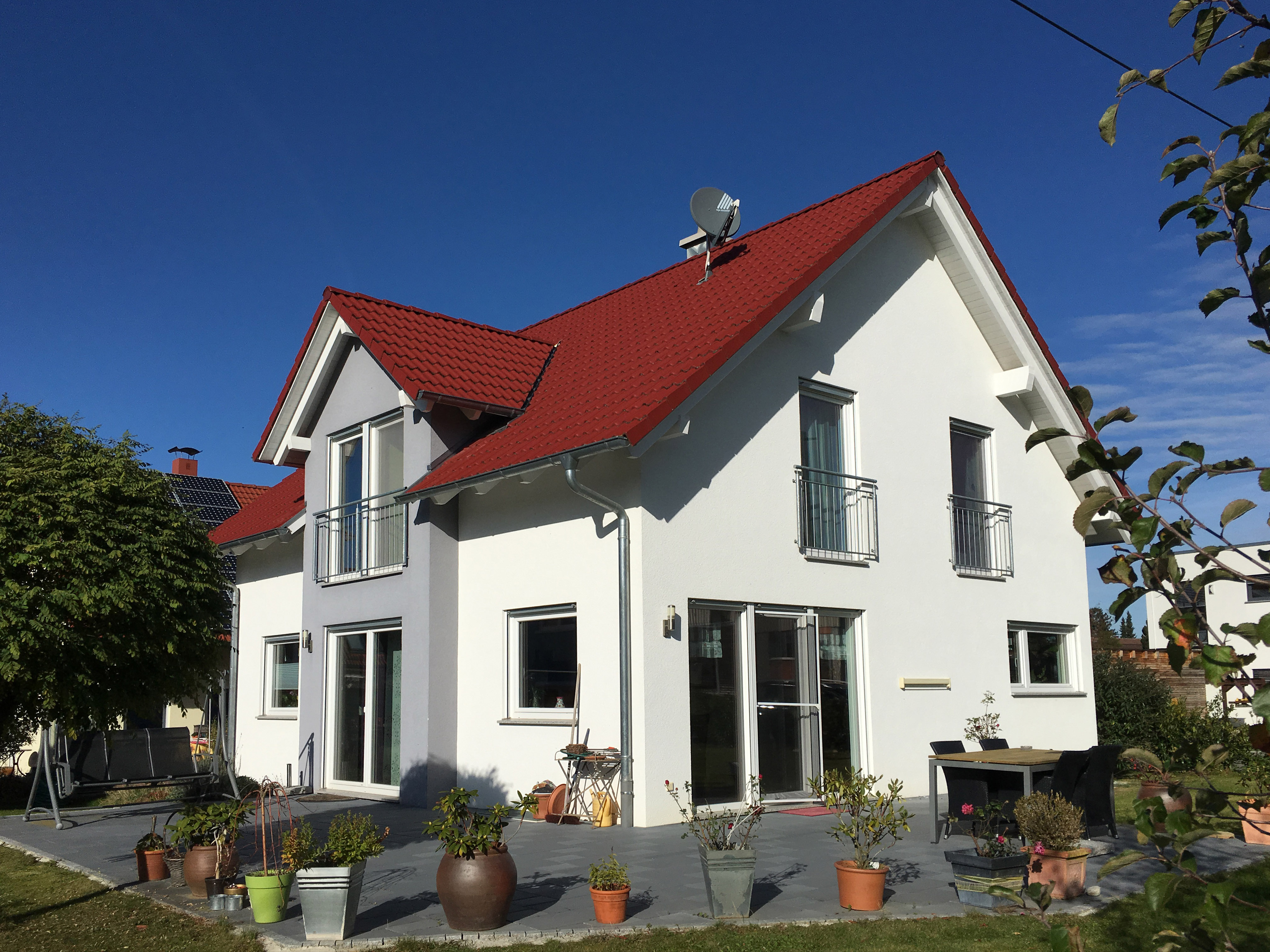 Schönes Familienhaus mit Herz im Grünen (Tübingen) - Häuser zur Miete in Kusterdingen, Baden