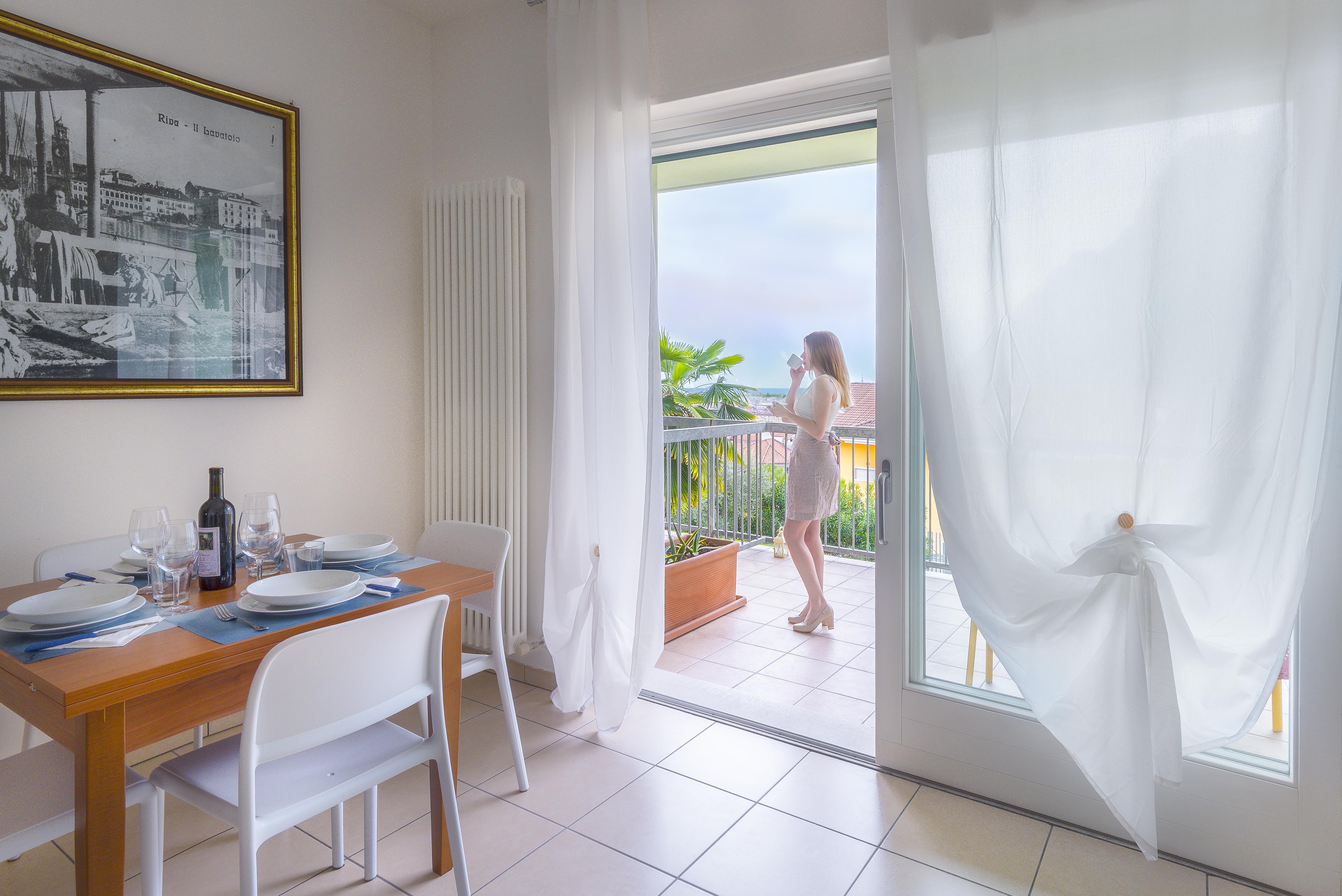 Ambienti Riva Del Garda garda lake view - superior apartment - apartments for rent