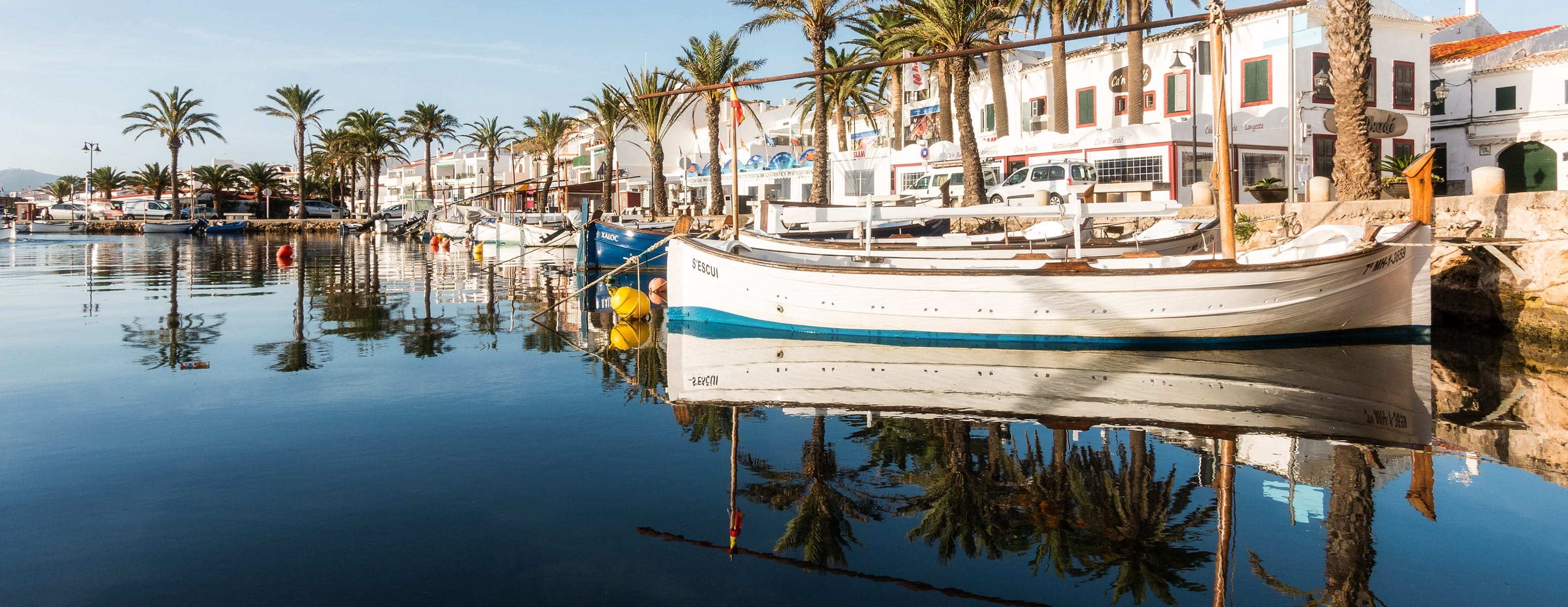 Vacation rentals in Playas de Fornells