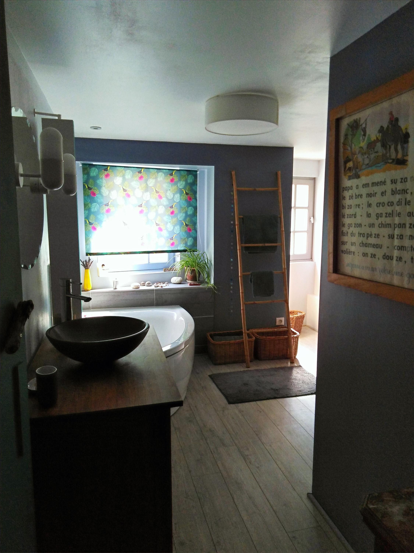 Maison de village, patio et piscine - Casas en renta en Aubais