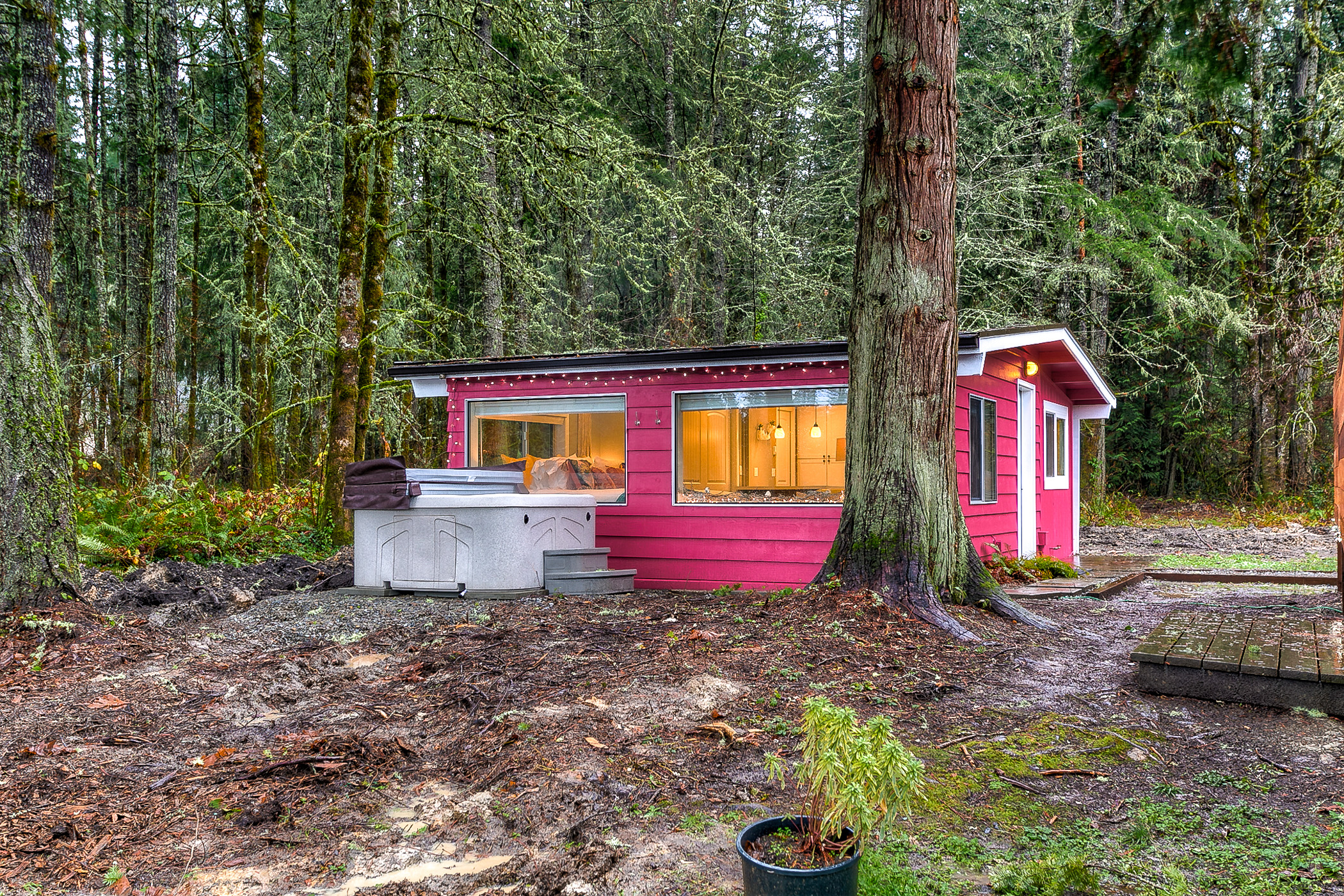 Waterfront Studio Hot Tub Kayak And Cozy In Cottages For Rent In Olympia Washington United States