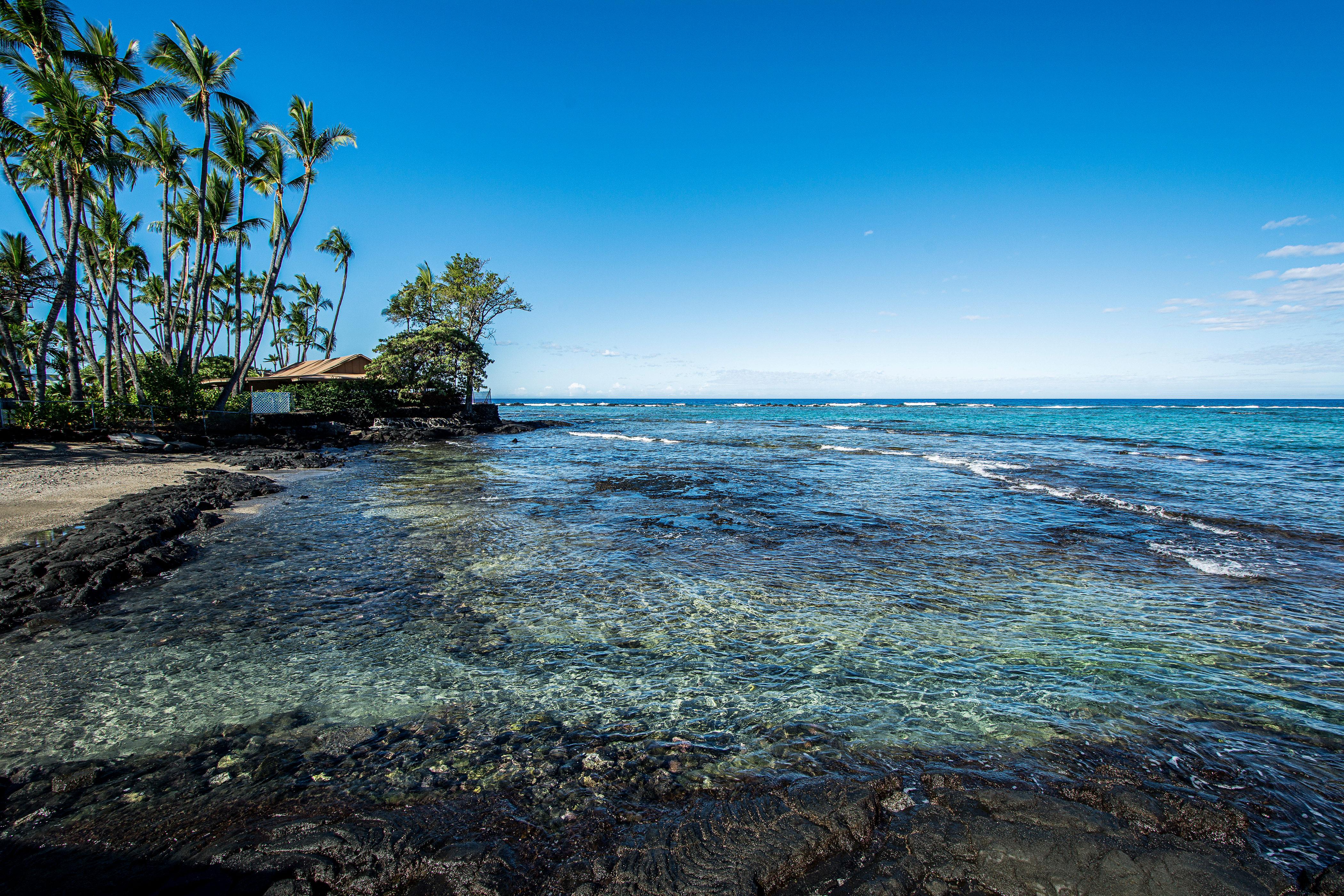 Great Location Beach Villas At Kahaluu