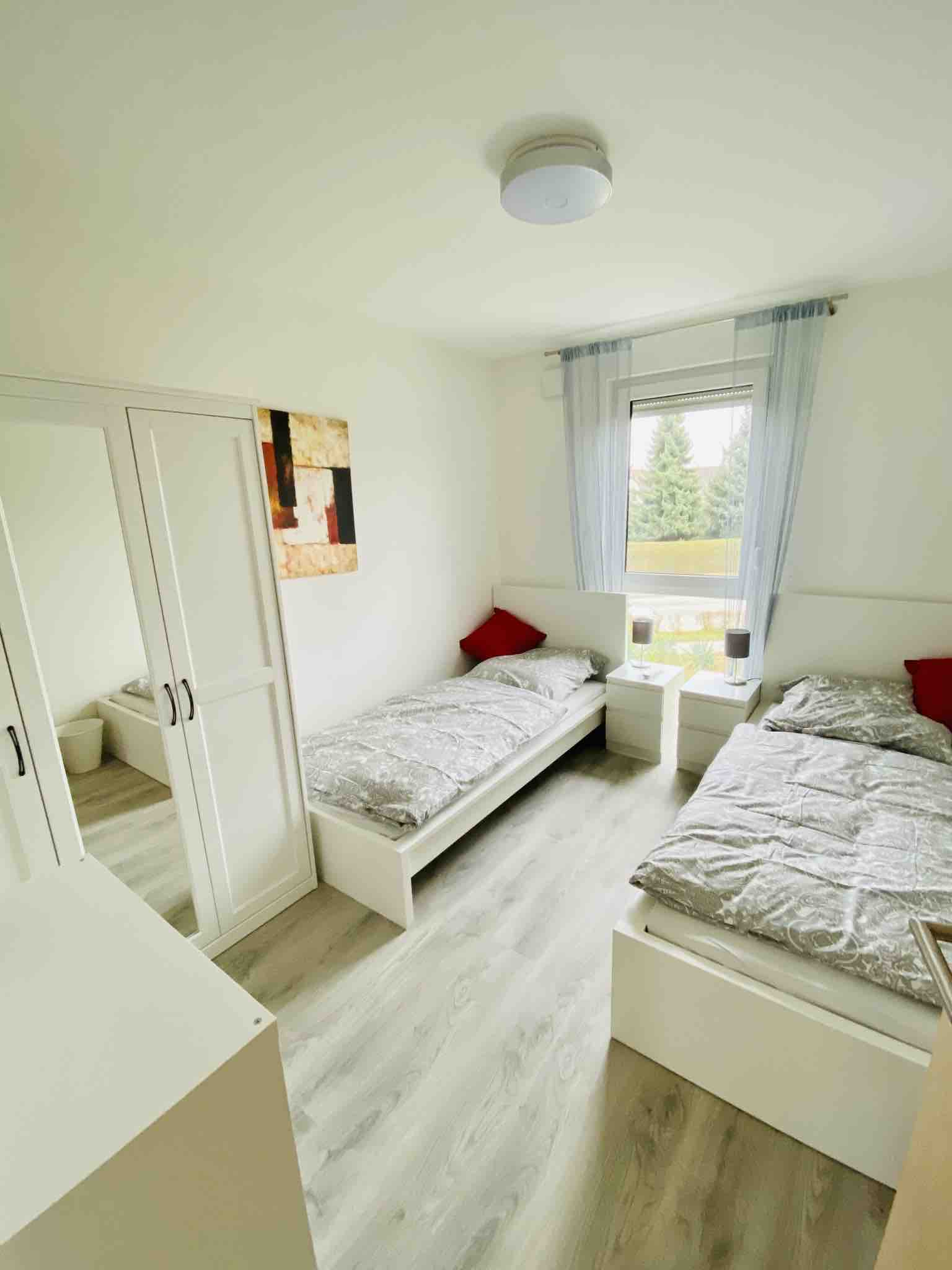 Gemutliche Doppelzimmer Im 5 Seen Land Gilching Townhouses For Rent In Gilching By Germany