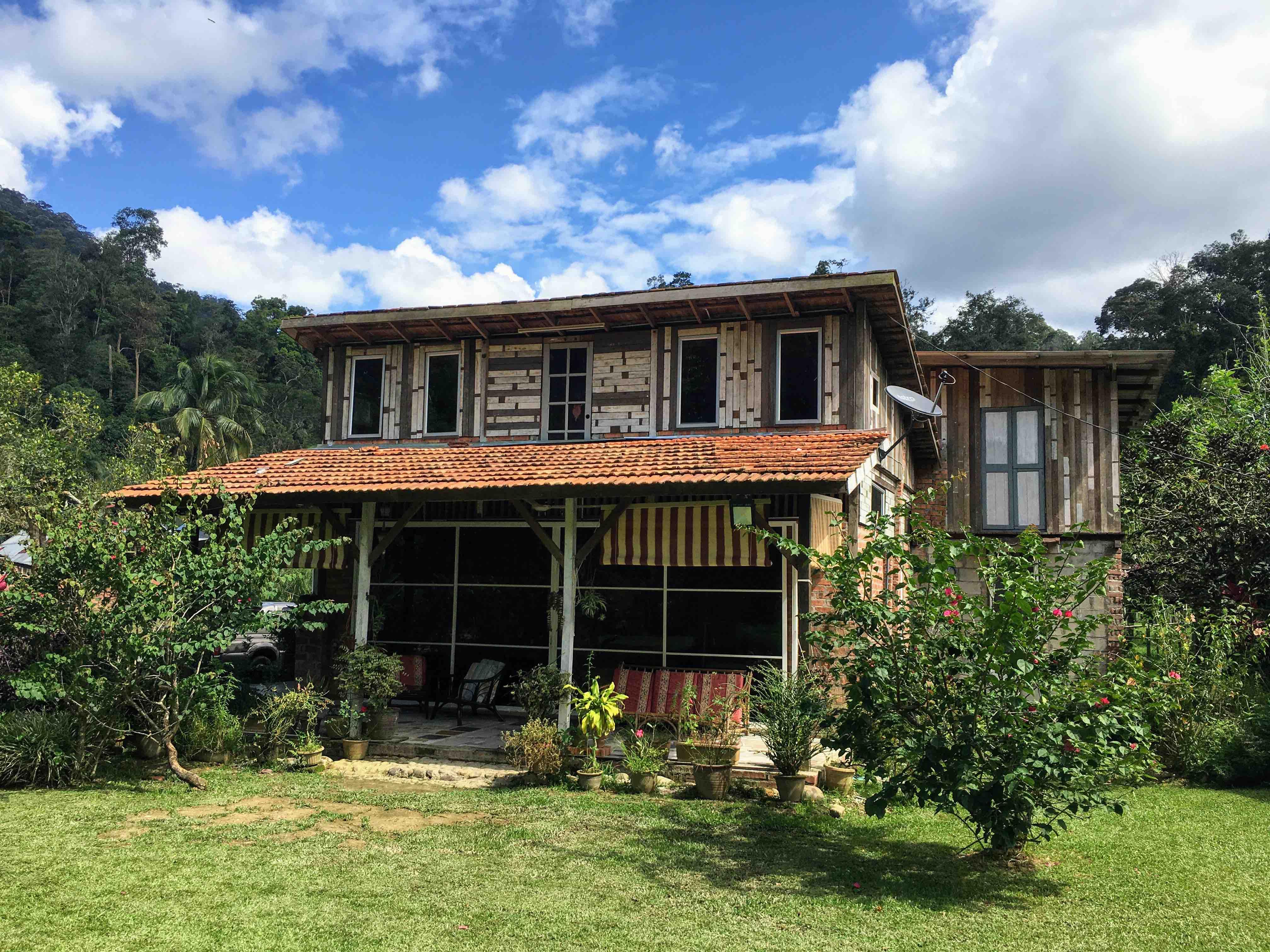 The Nurin Cottage Your Fully Furnished Homestay Kotej Untuk Disewa Di Janda Baik Bentong Pahang Malaysia