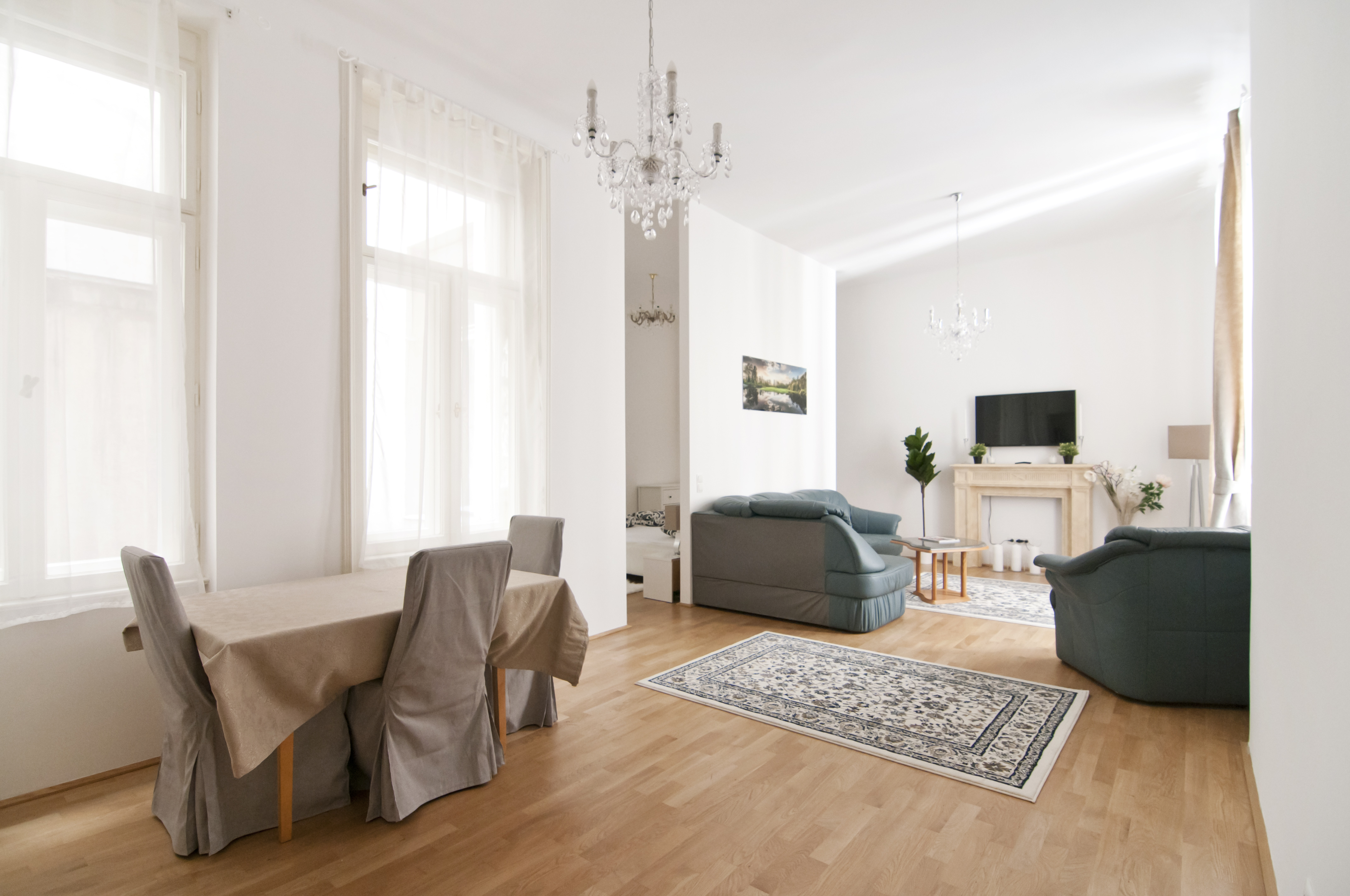 Luxury Apartment in the city centre of Vienna - Apartments for