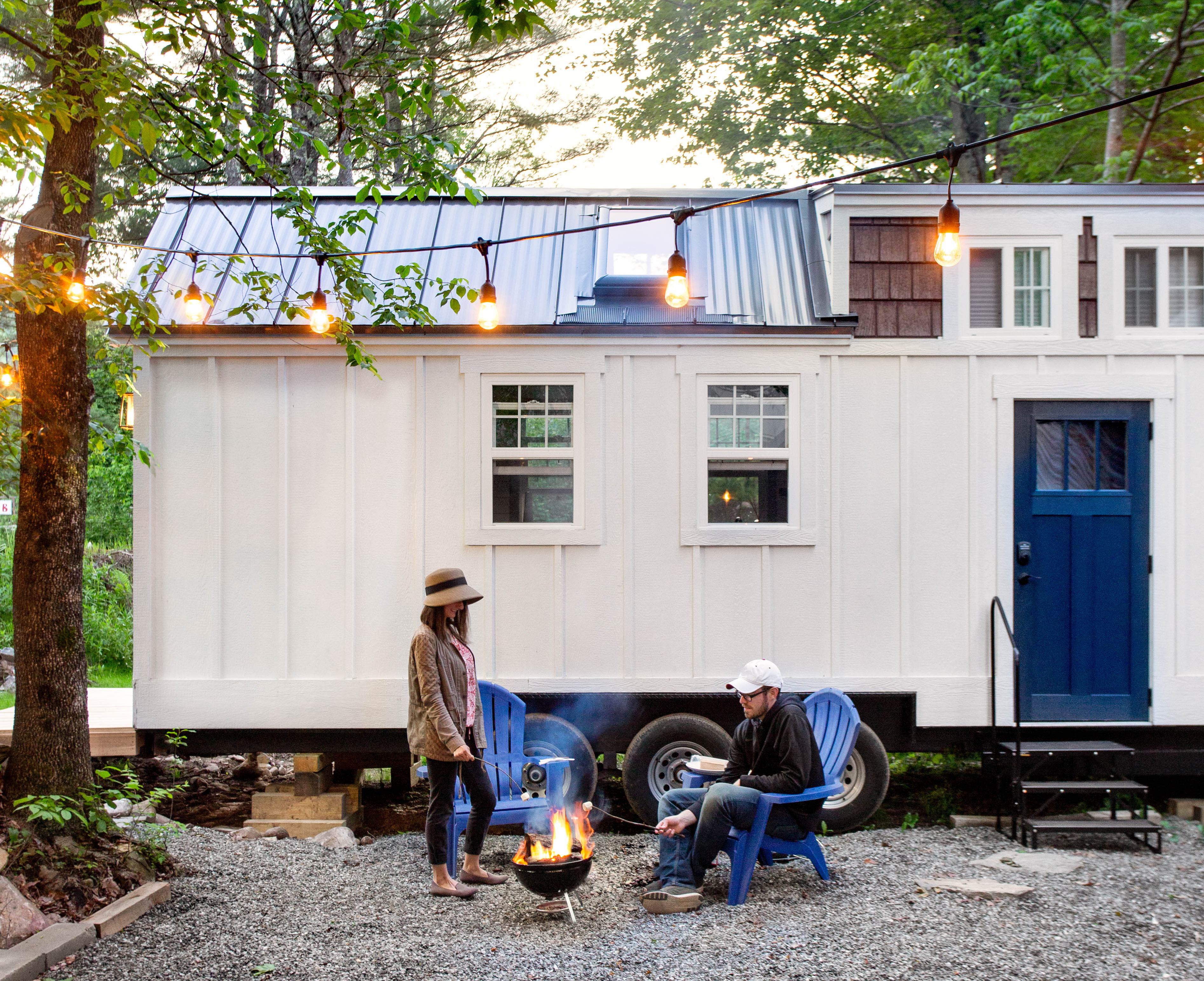 The Green Mountain Tiny House Tiny Houses For Rent In Jamaica Vermont United States