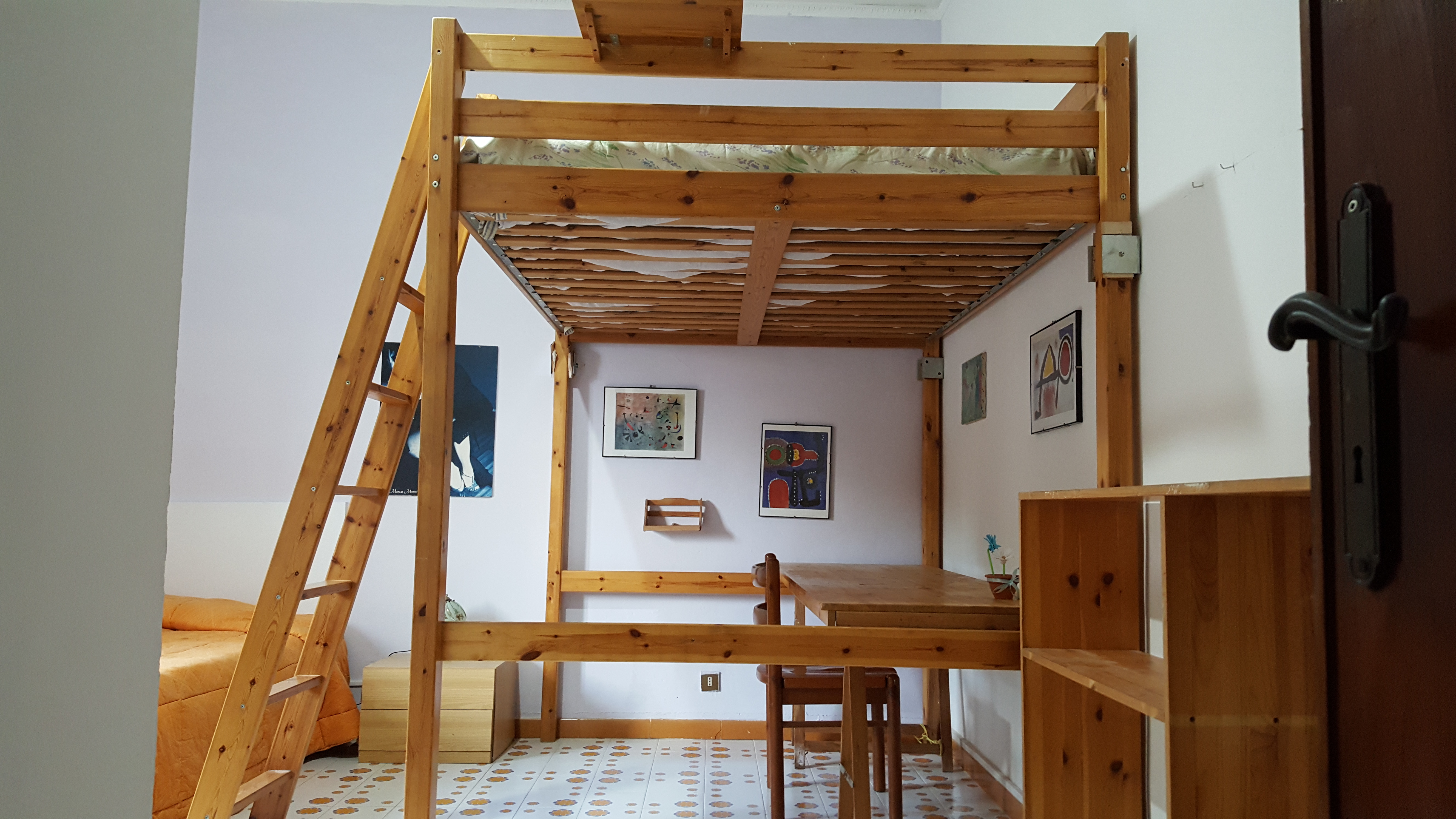 Camera Da Letto 4X4 mondello alloggio - apartments for rent in palermo, sicilia