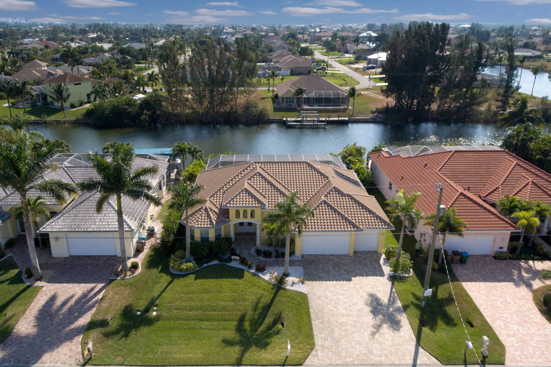 Villa Sand Dollar For Your Best Time Villas For Rent In Cape Coral Florida United States