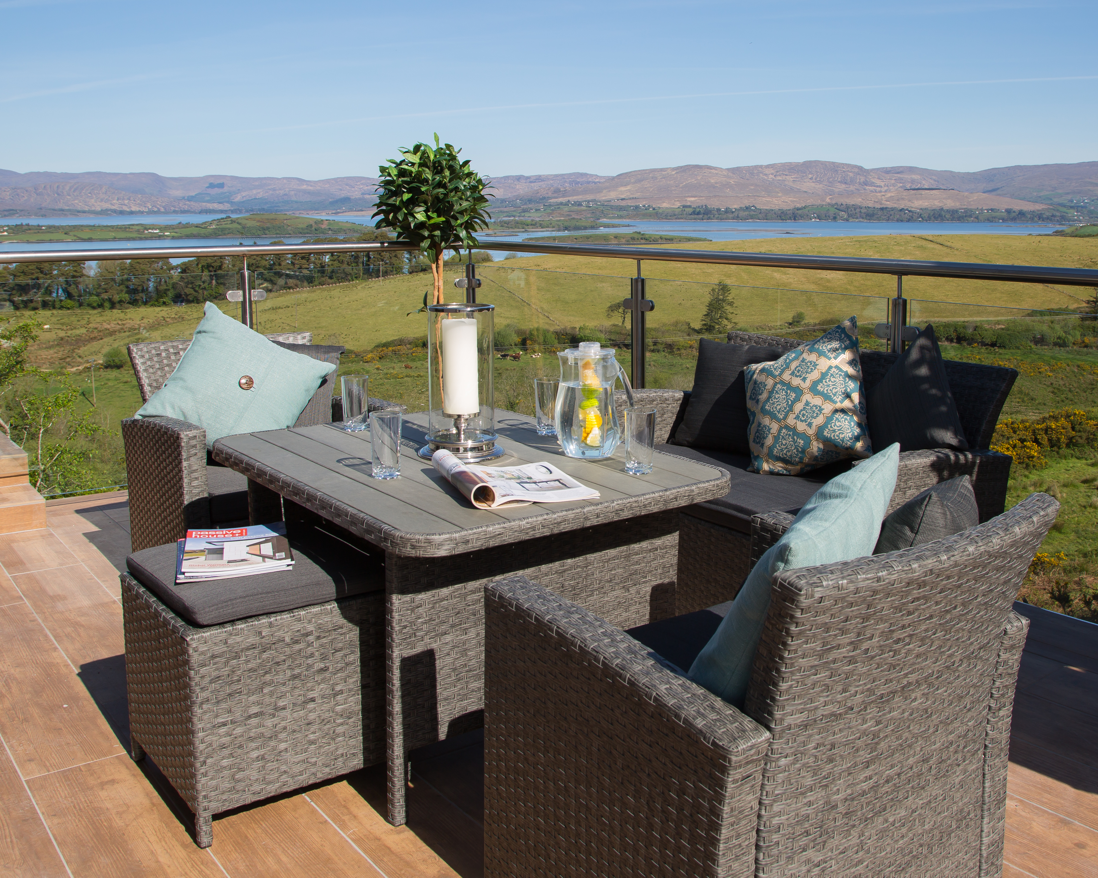 5-Star Luxury Accommodation in Bantry, Cork - sil0.co.uk