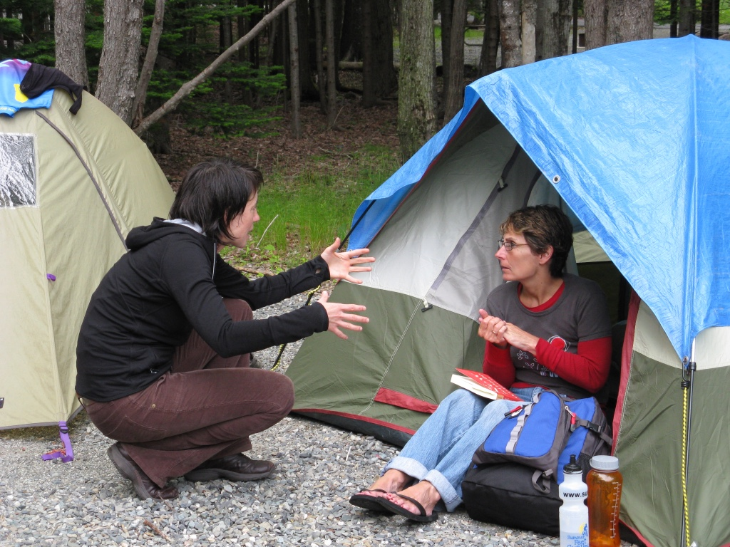 Maine Camping Gear Rental Acadia