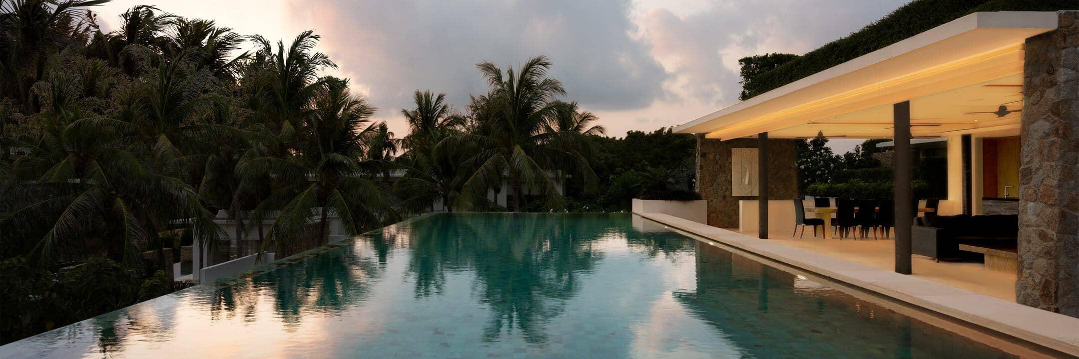 Luxury rentals in Ko Samui