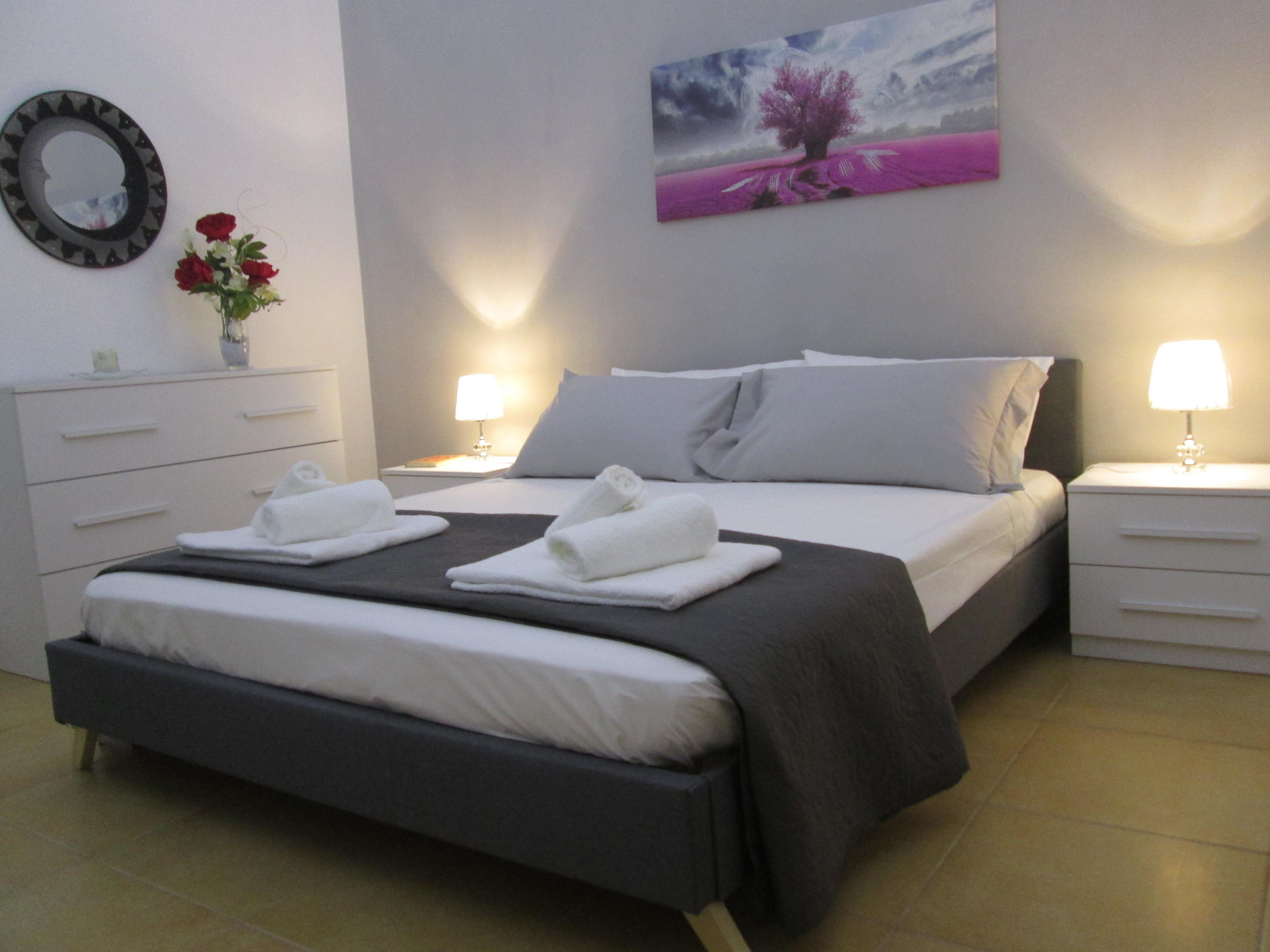 Letto Matrimoniale Gigante.Maison Gigante Appartamenti In Affitto A San Donato Di Lecce